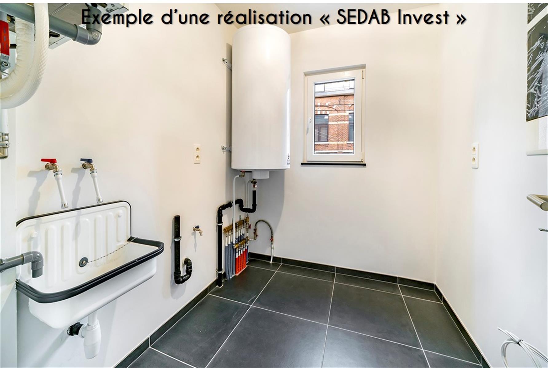Appartement avec jardin - Huy - #3807228-33