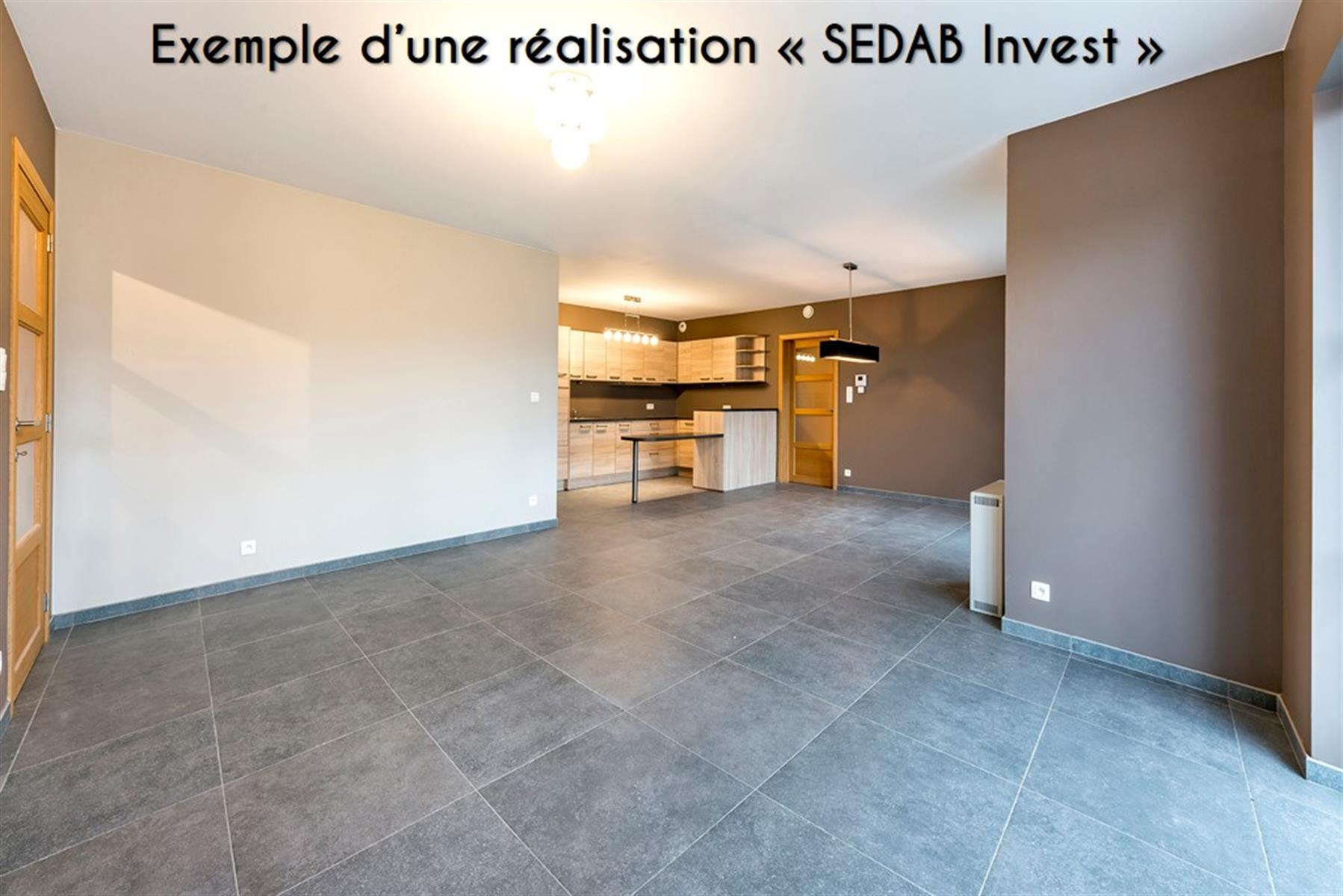 Appartement avec jardin - Huy - #3807228-24