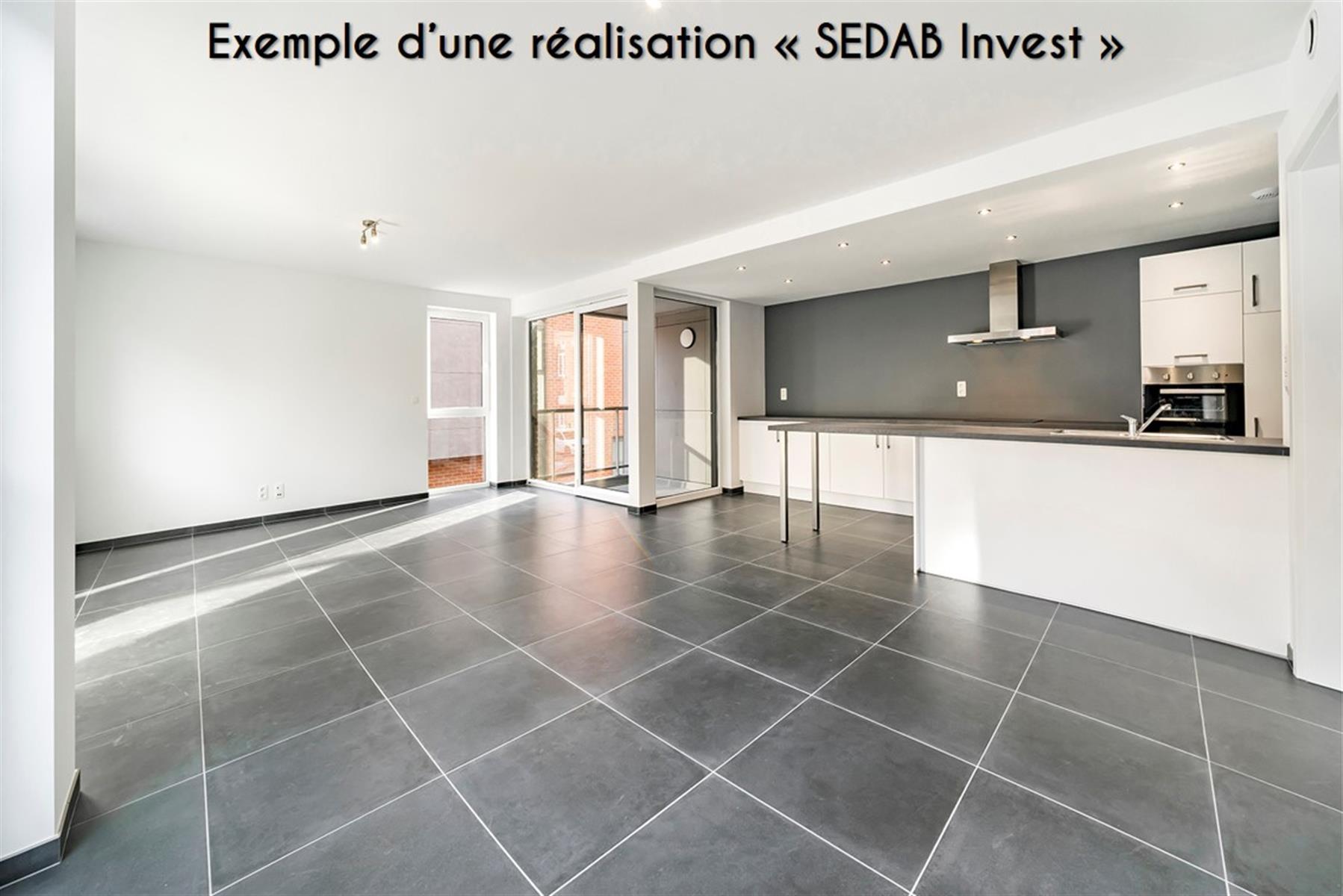 Appartement avec jardin - Huy - #3807237-7