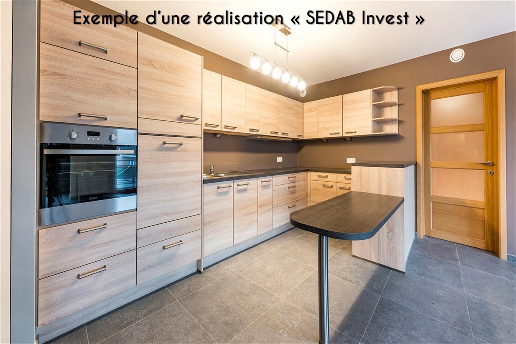 Appartement avec jardin - Huy - #3807237-8