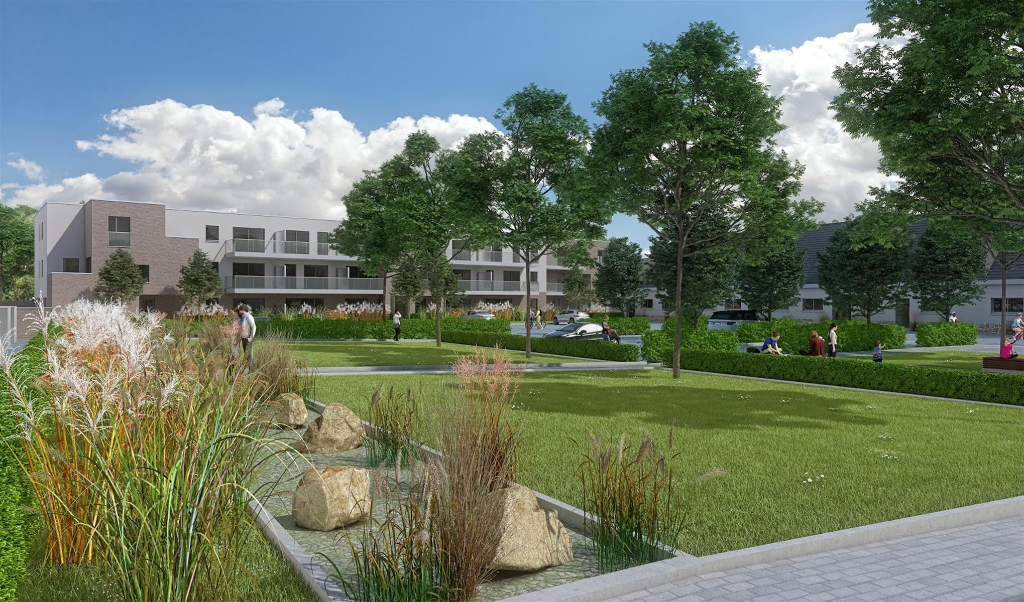 Appartement avec jardin - Huy - #3807237-0
