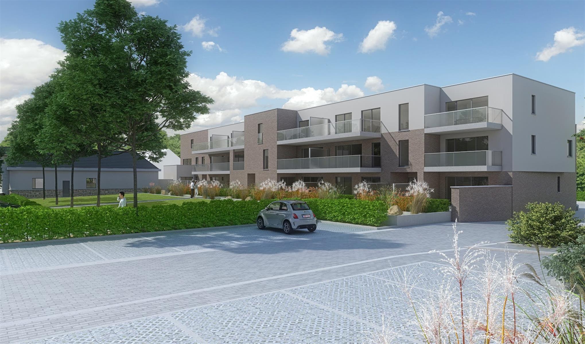 Appartement avec jardin - Huy - #3807237-2