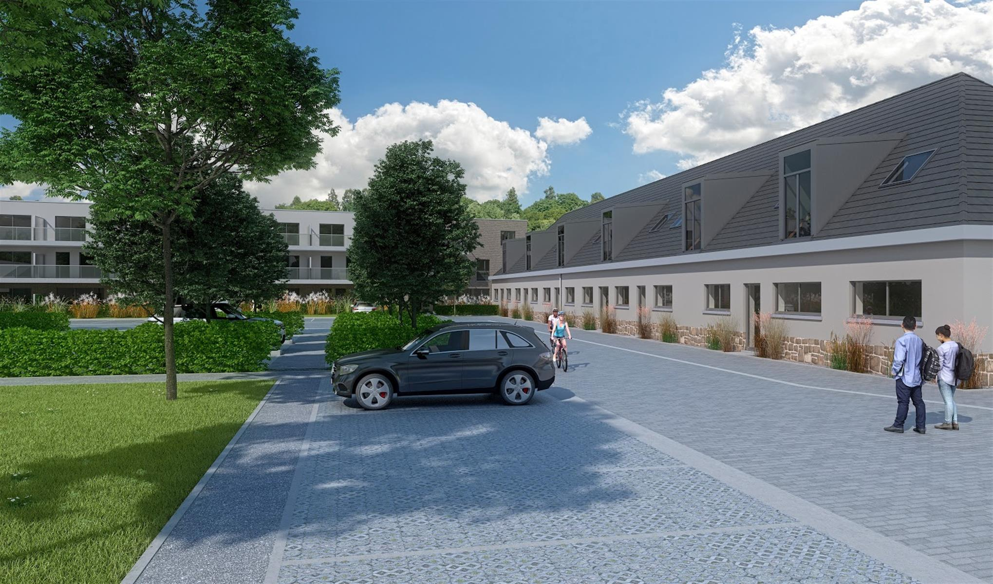 Appartement avec jardin - Huy - #3807237-3