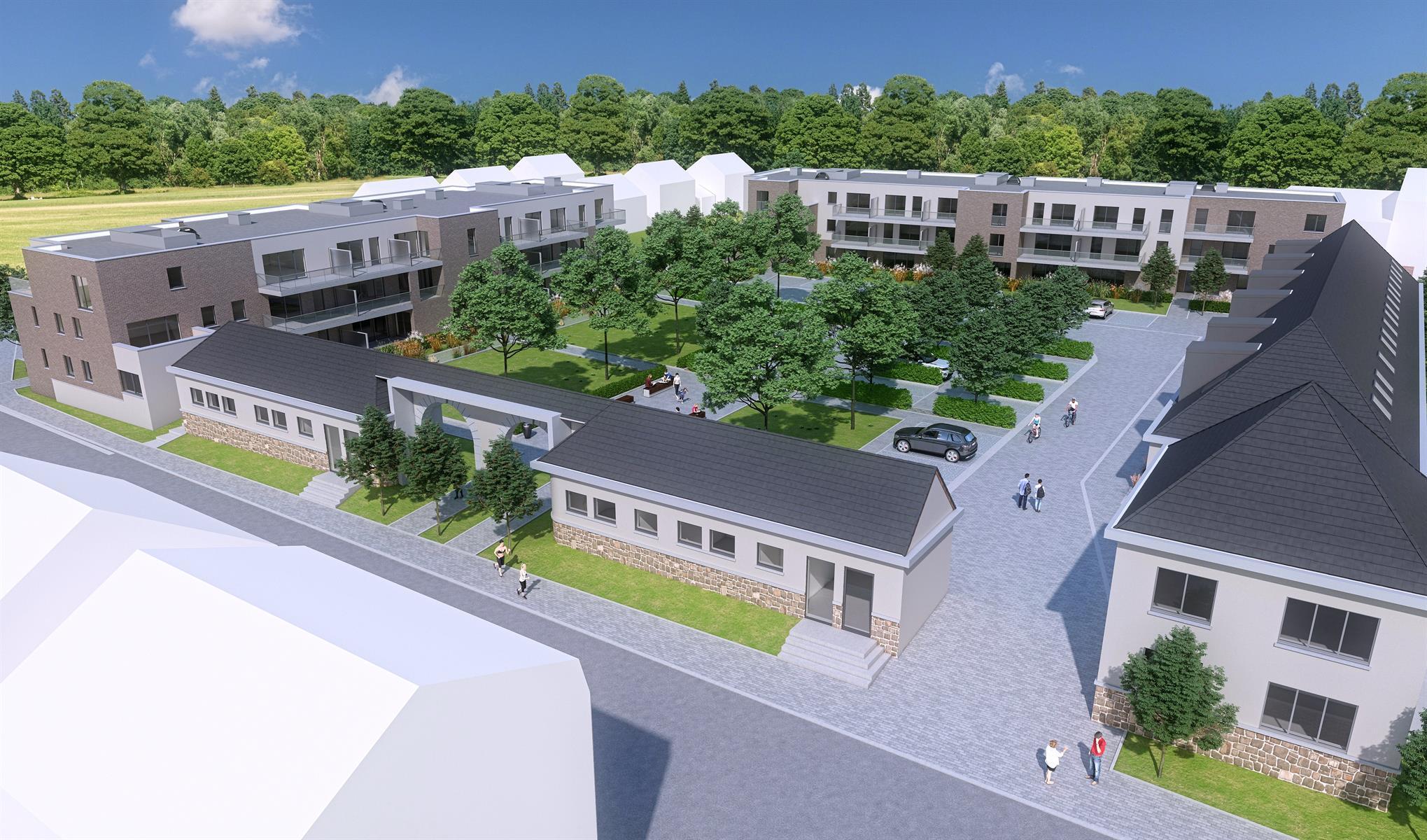 Appartement avec jardin - Huy - #3807249-17