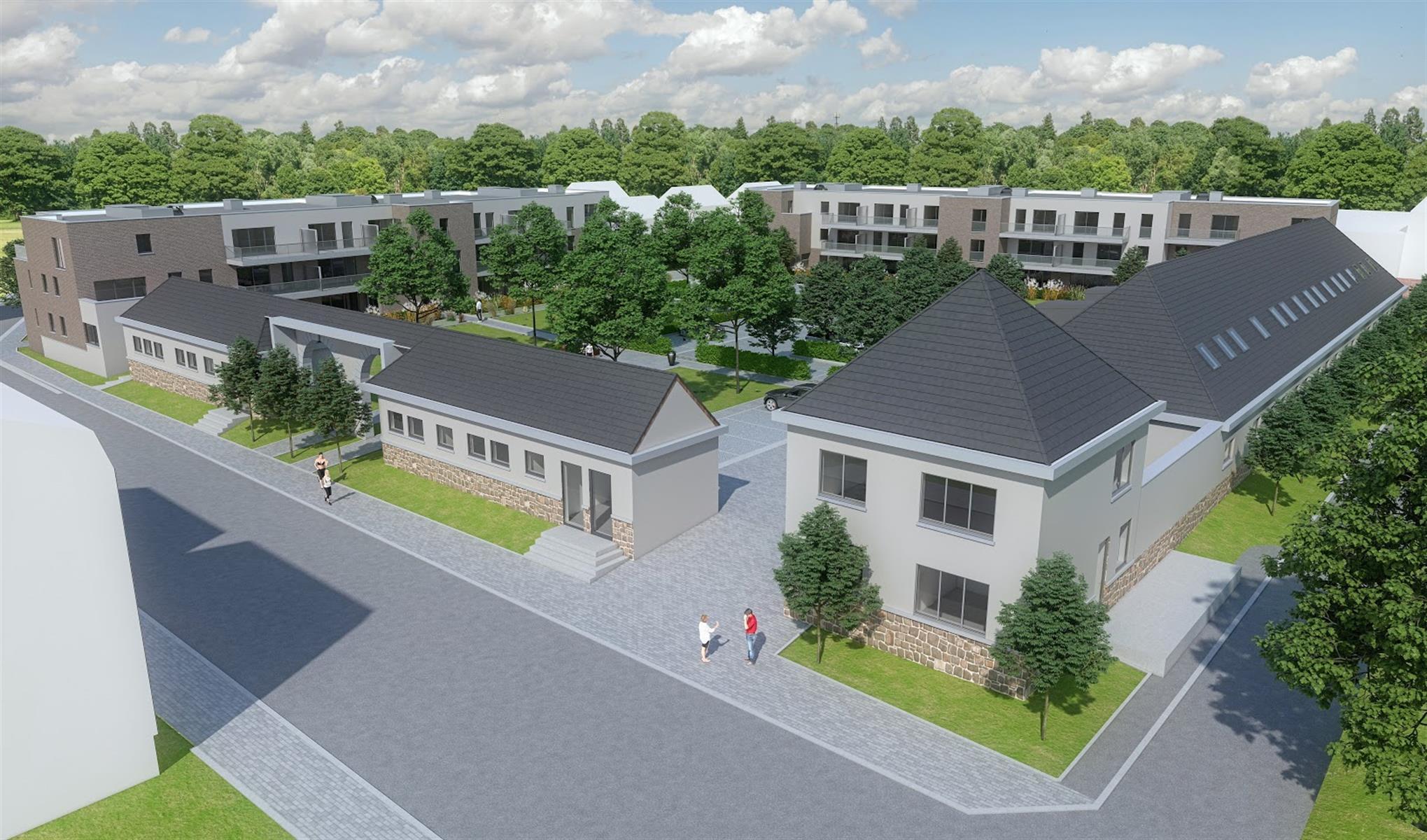 Appartement avec jardin - Huy - #3807249-20