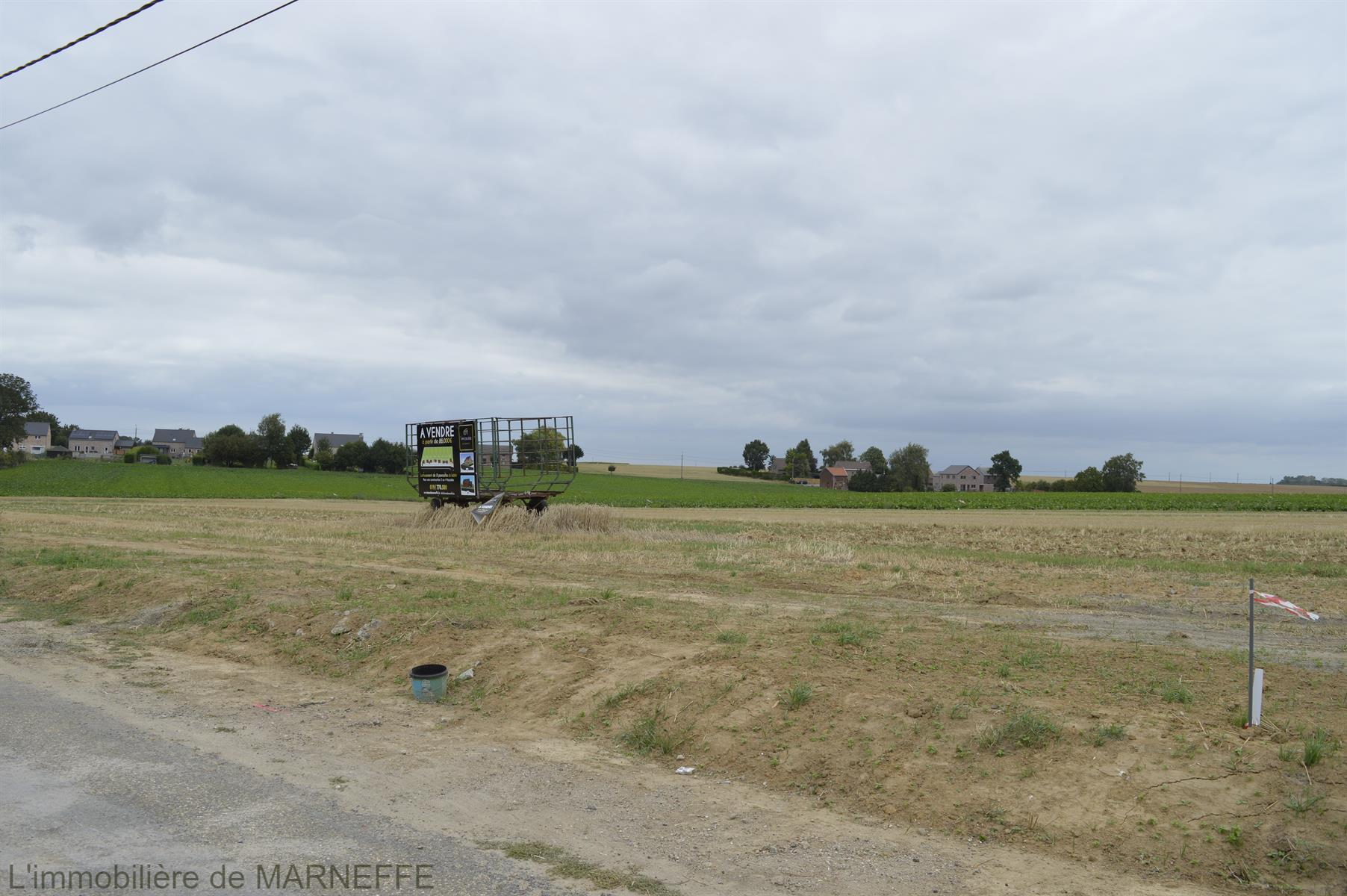 Terrain à bâtir - Verlaine - #3845881-3