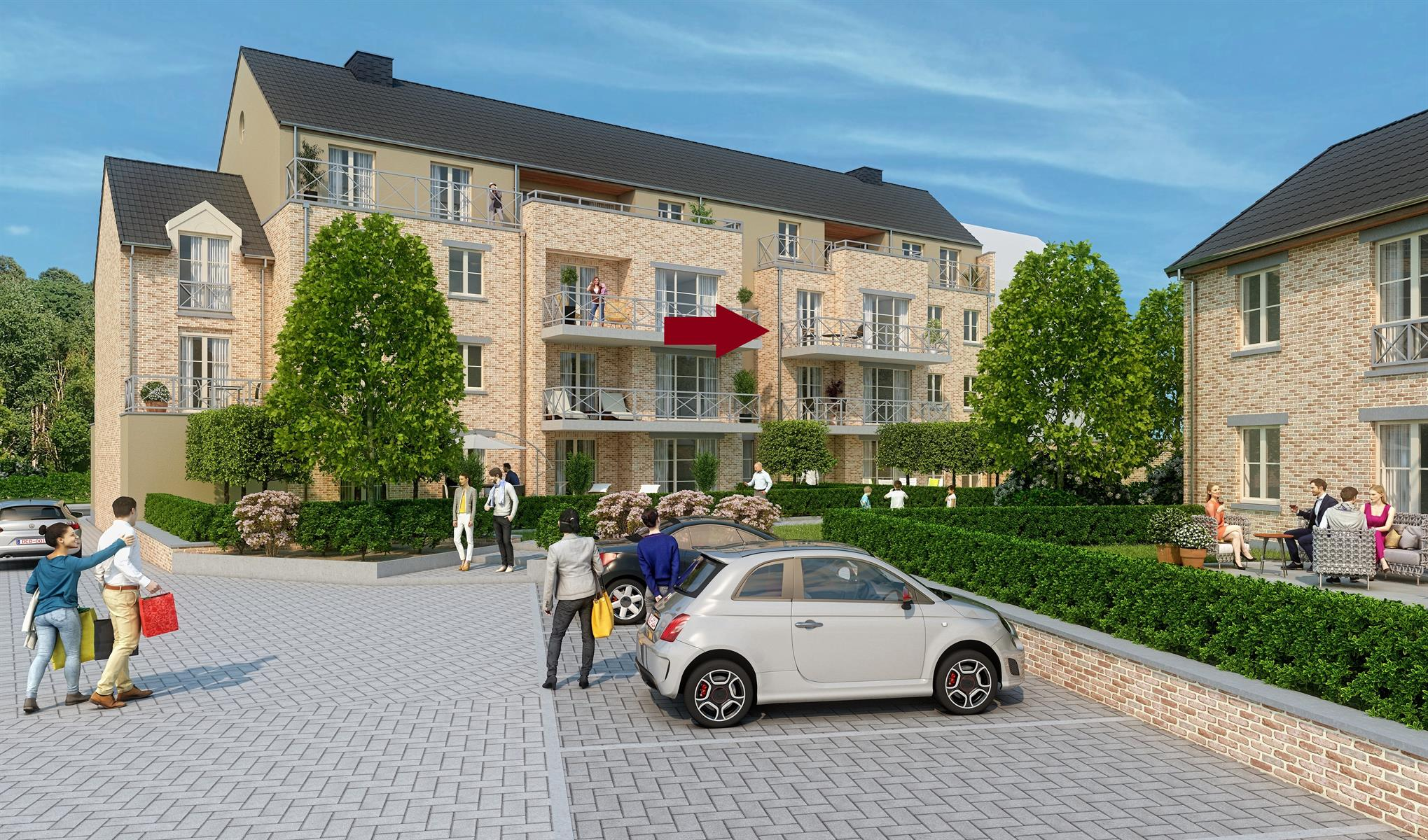 Appartement - Hannut - #3868350-5