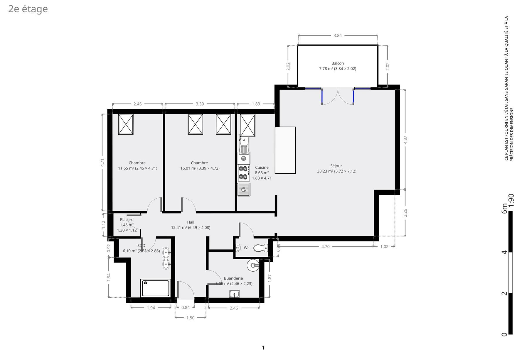 Appartement - Crisnée - #3946537-28