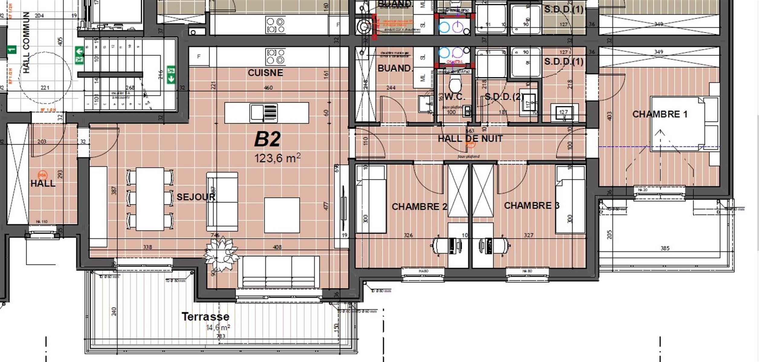 Appartement - Hannut - #3956142-1