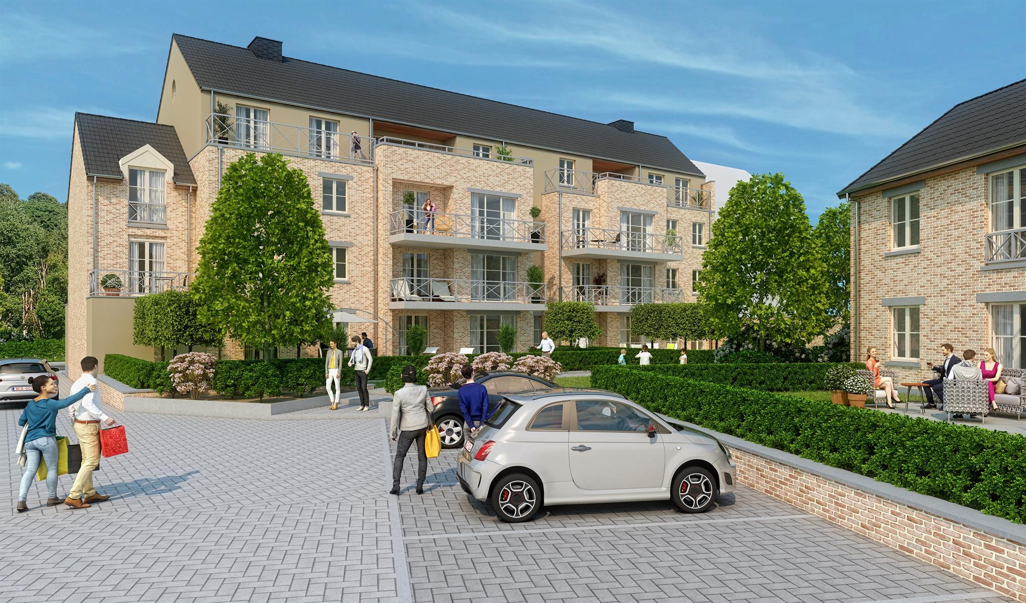 Appartement - Hannut - #3962512-2