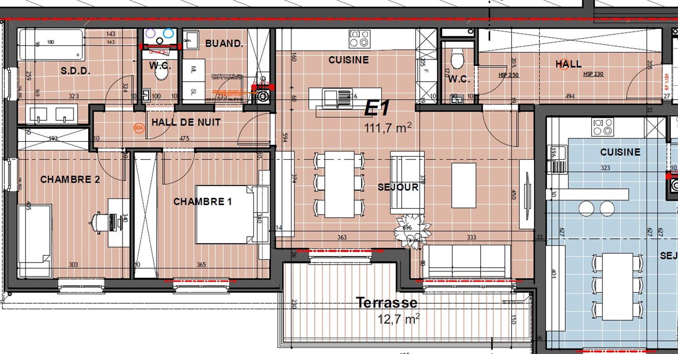 Appartement - Hannut - #3962512-1
