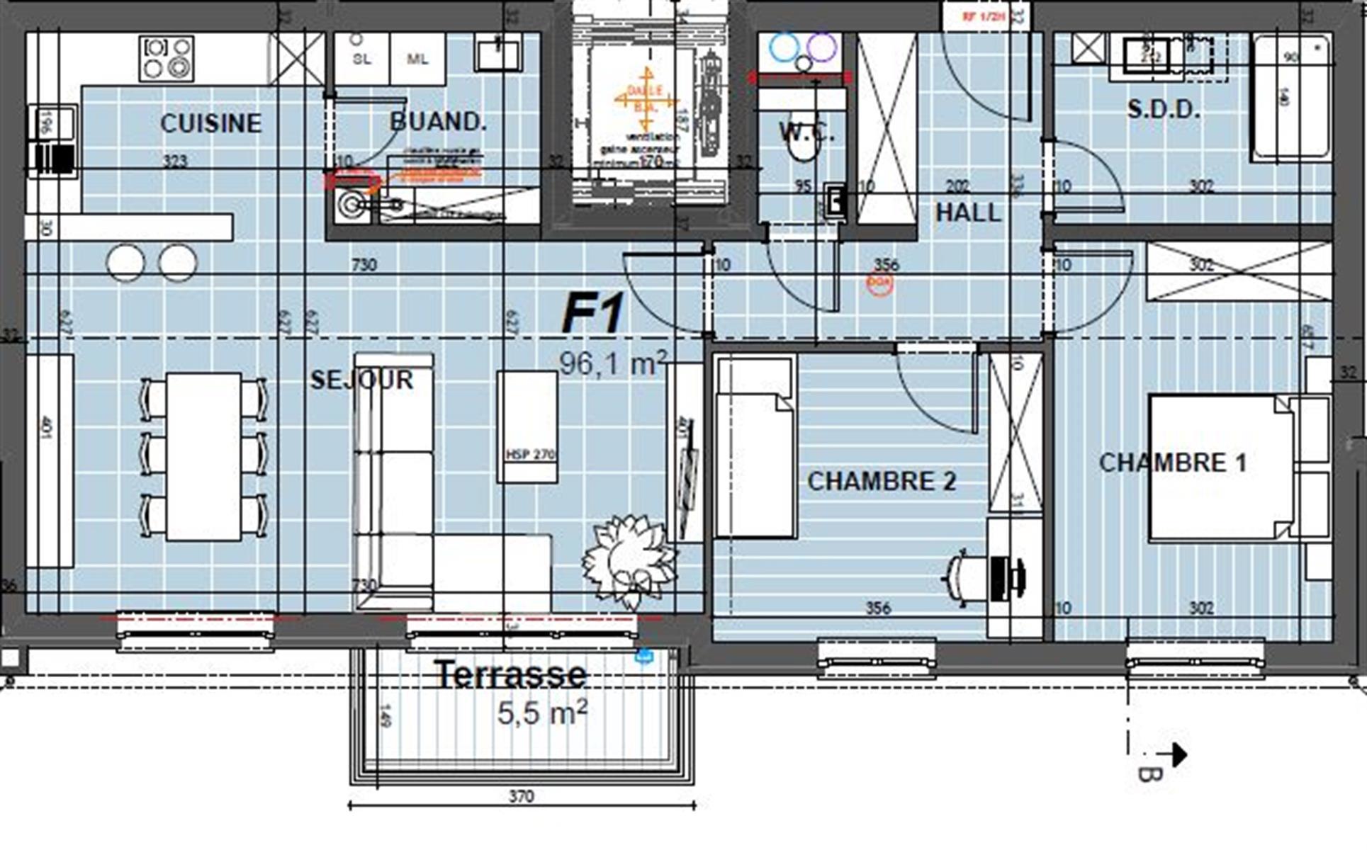 Appartement - Hannut - #3962523-1
