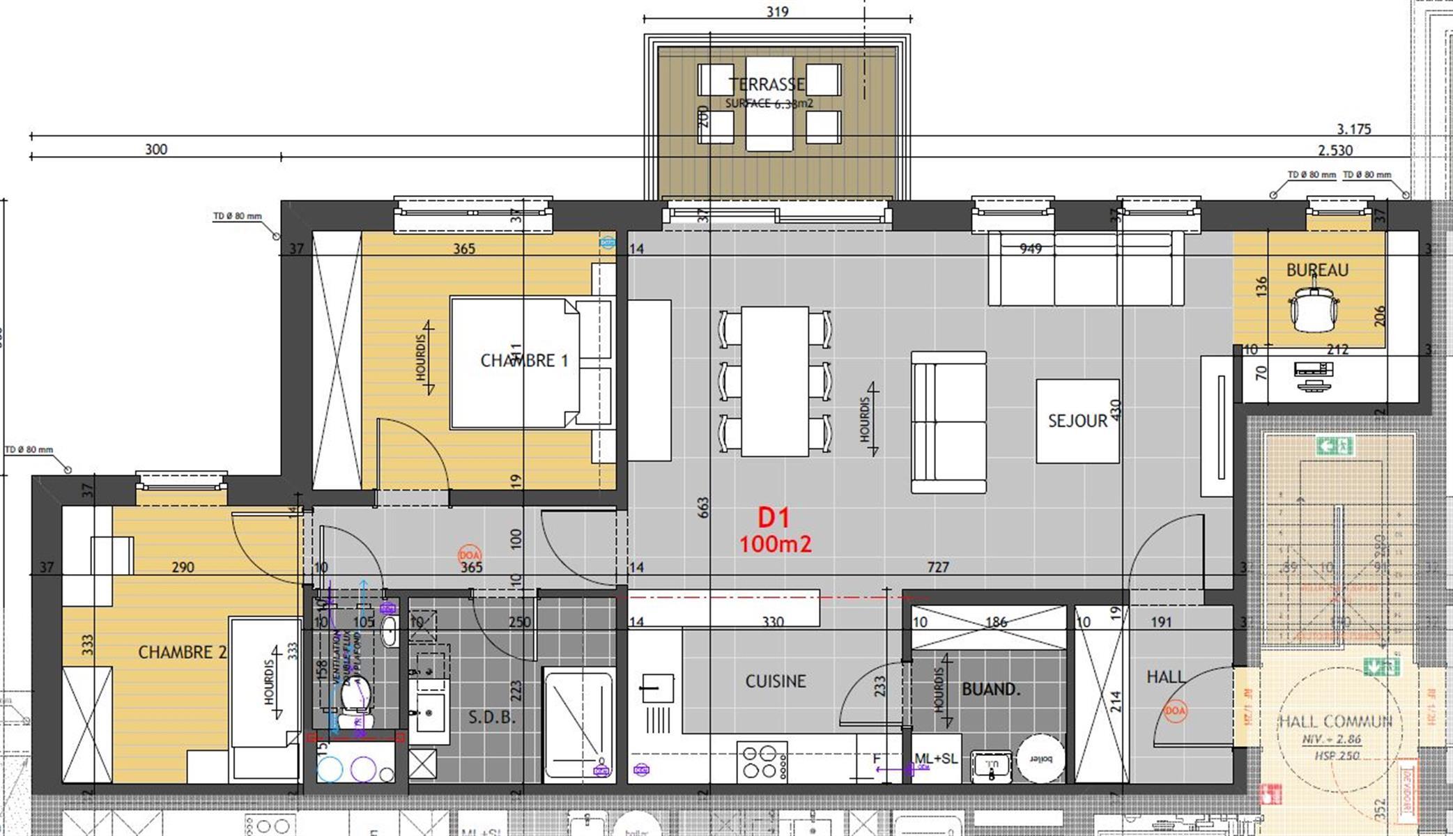 Appartement - Hannut - #4014595-1