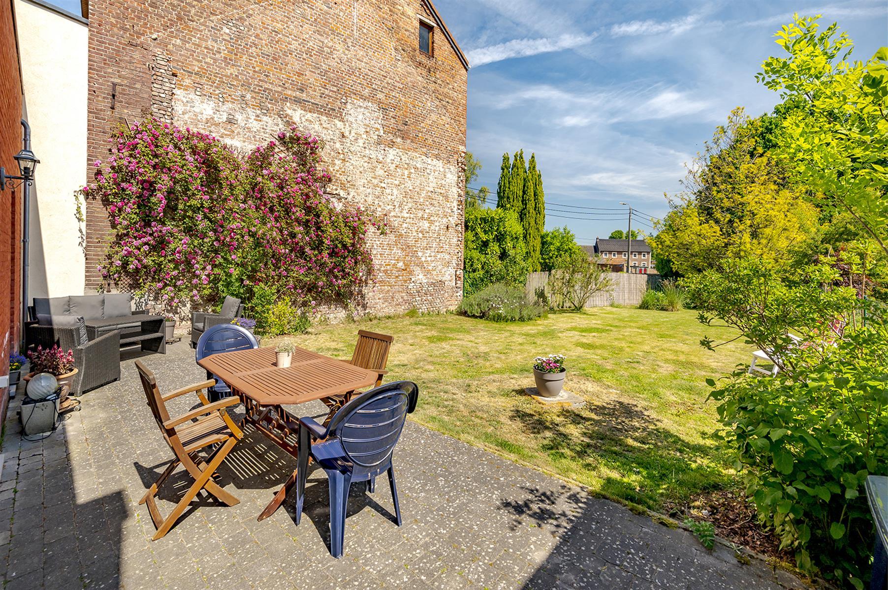 Rez-de-ch. avec jardin - Orp-Jauche - #4041542-14