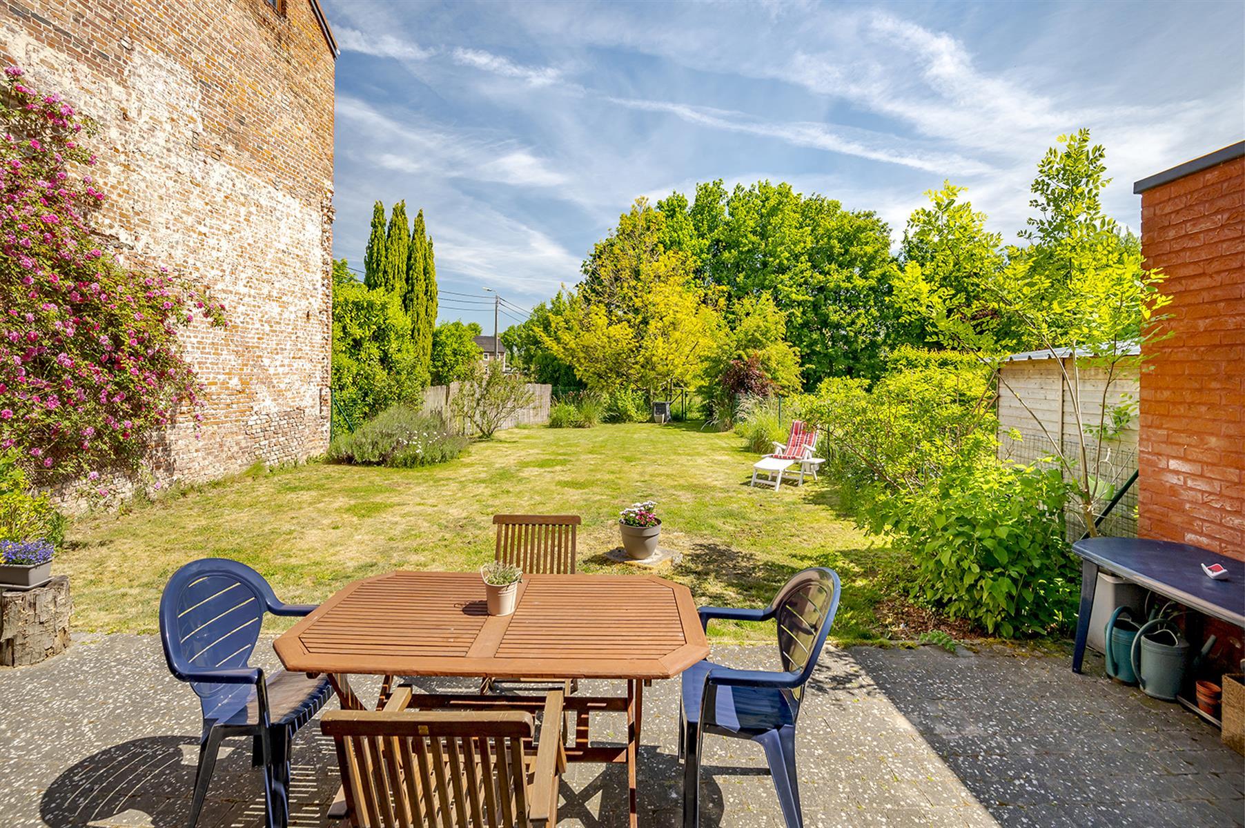 Rez-de-ch. avec jardin - Orp-Jauche - #4041542-1