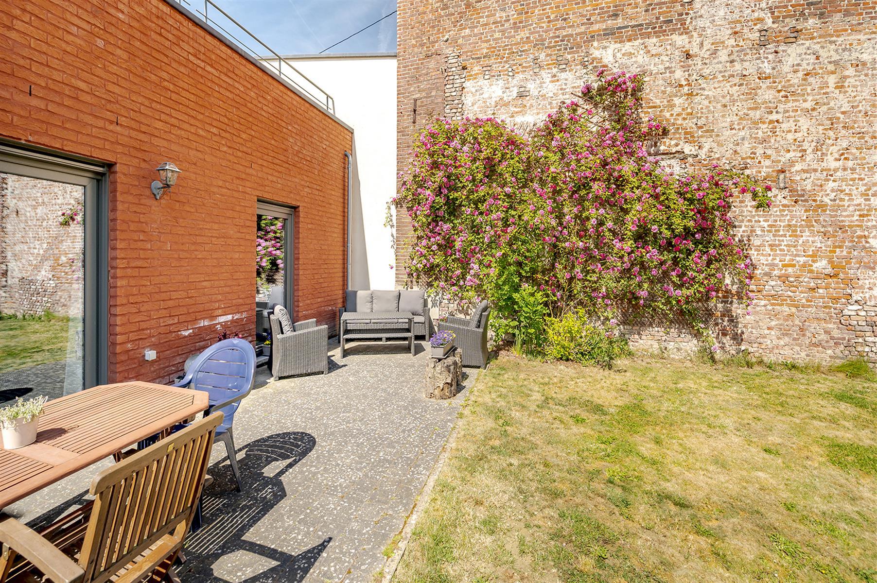 Rez-de-ch. avec jardin - Orp-Jauche - #4041542-16