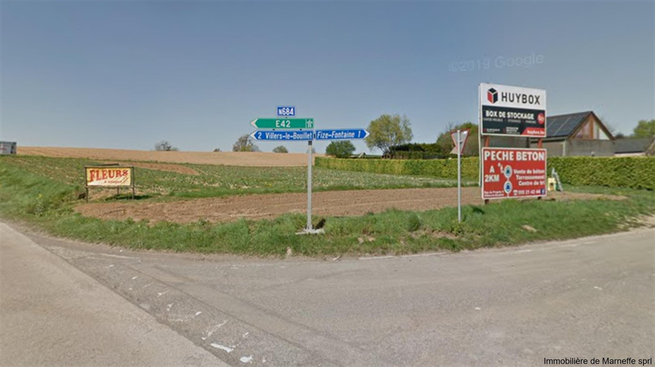 Terrain à bâtir - Villers-le-Bouillet - #4138765-9