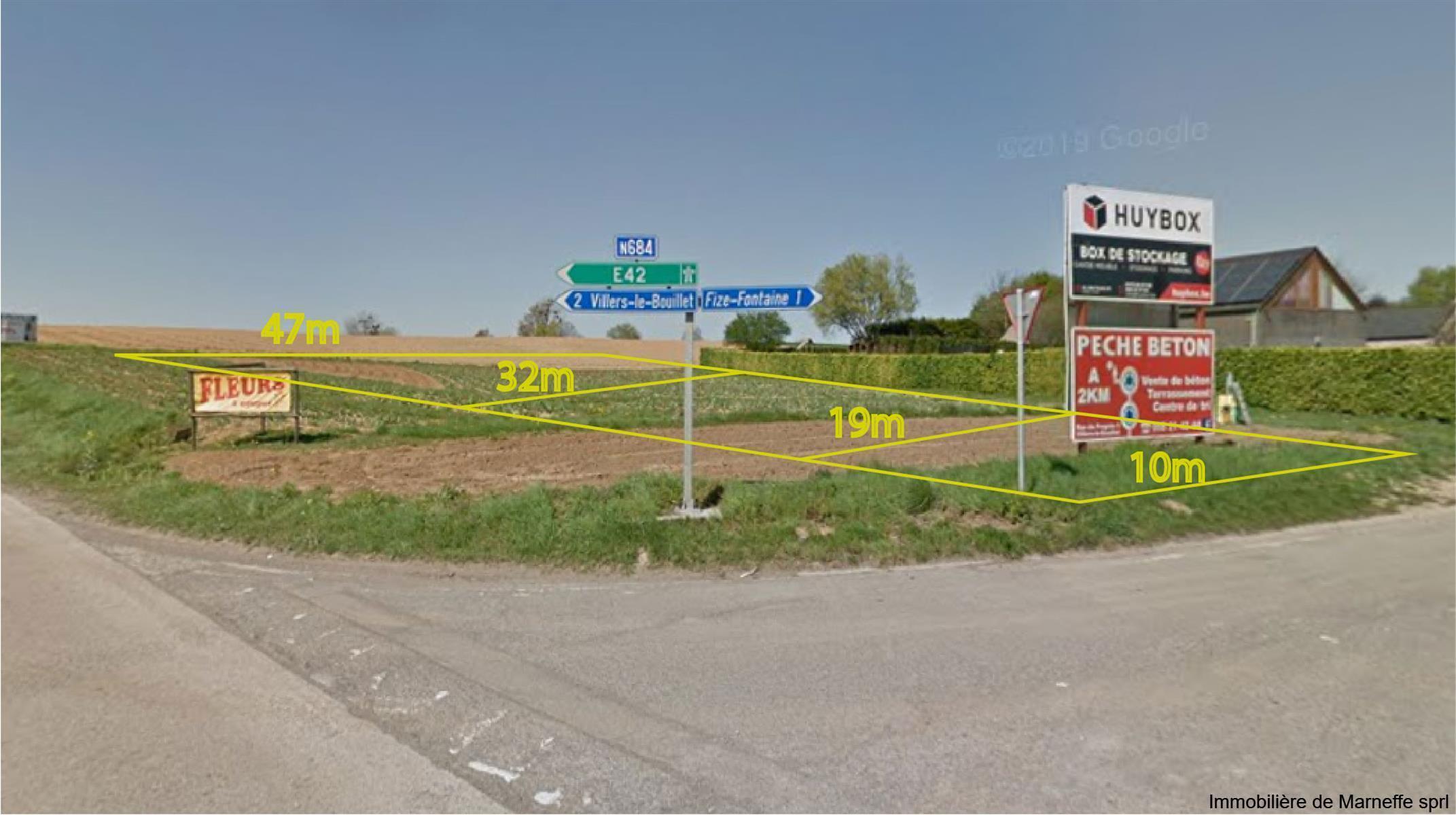 Terrain à bâtir - Villers-le-Bouillet - #4138765-8