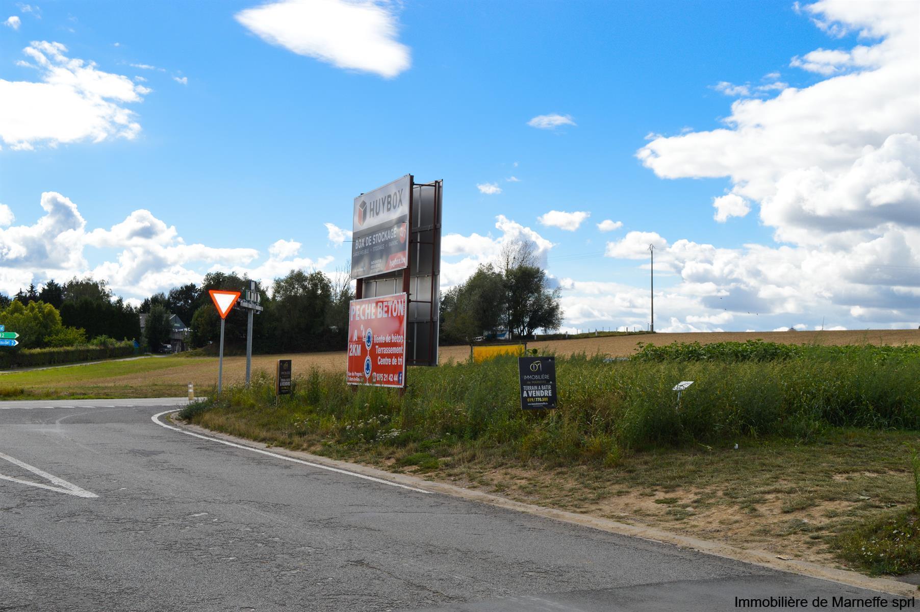 Terrain à bâtir - Villers-le-Bouillet - #4138765-1