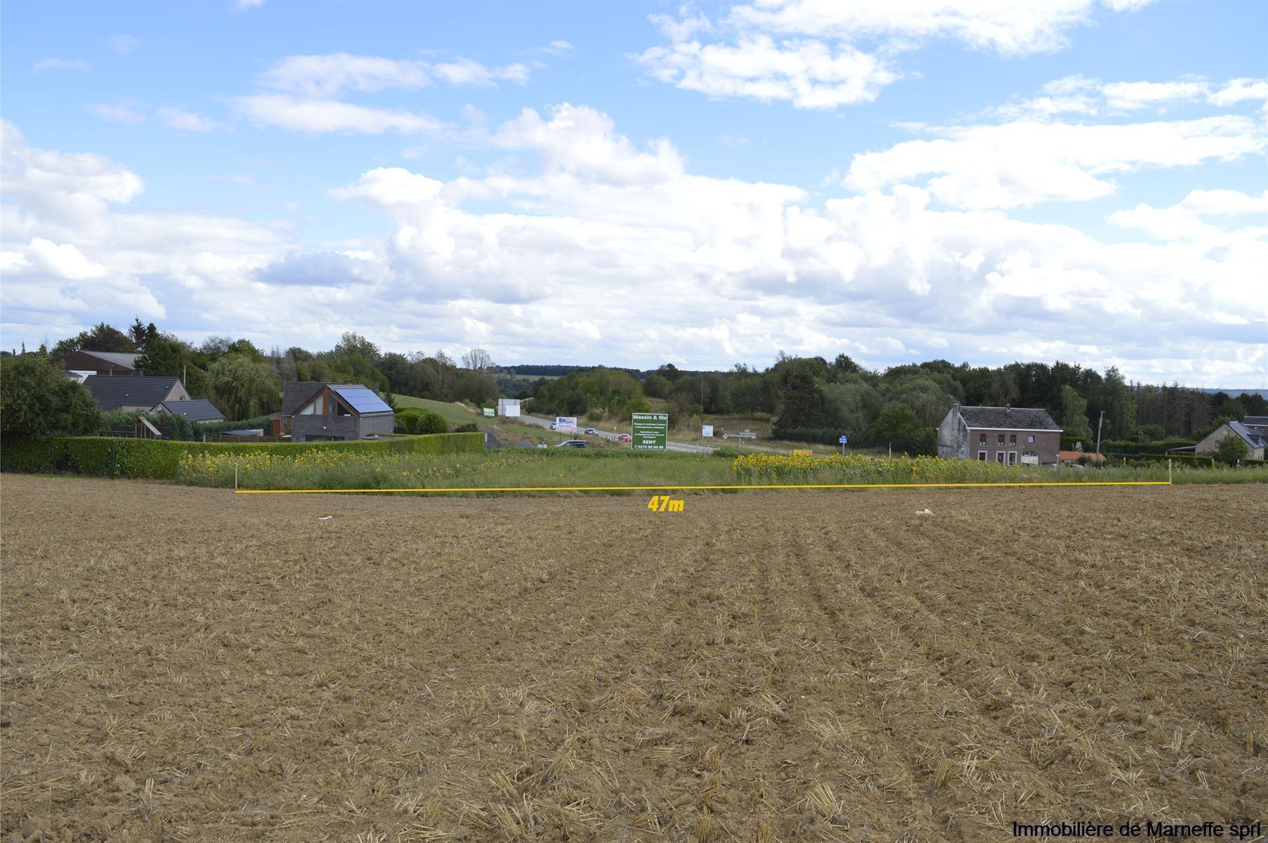 Terrain à bâtir - Villers-le-Bouillet - #4138765-5