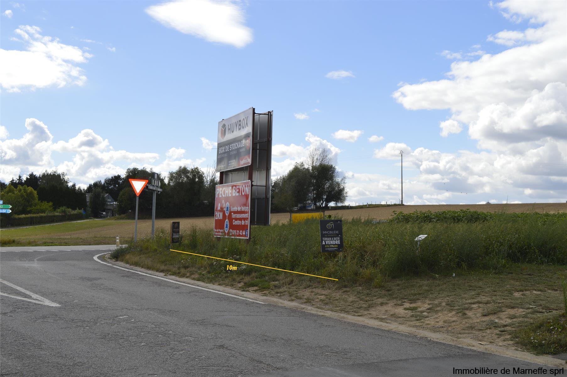 Terrain à bâtir - Villers-le-Bouillet - #4138765-6