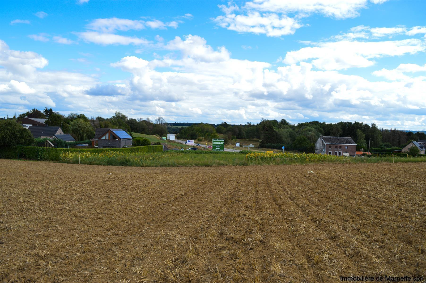 Terrain à bâtir - Villers-le-Bouillet - #4138765-4