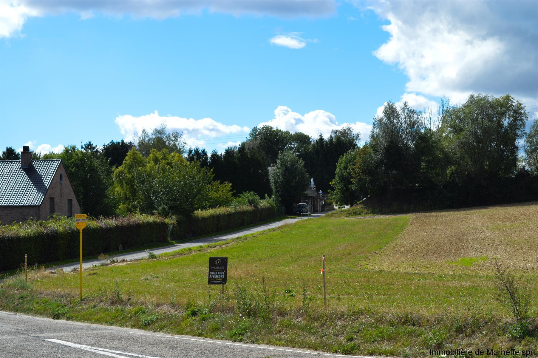 Terrain à bâtir - Villers-le-Bouillet - #4139005-2