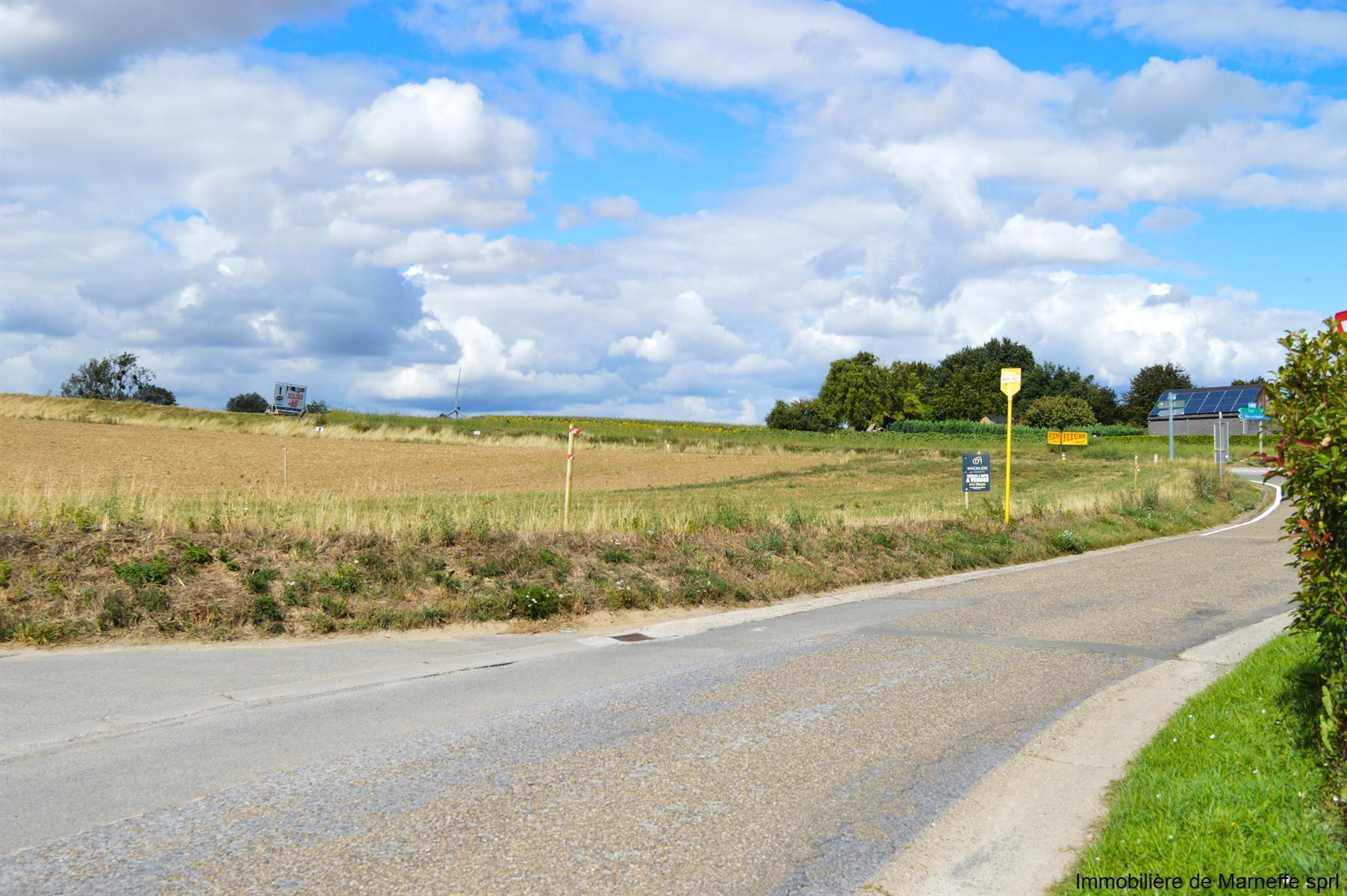 Terrain à bâtir - Villers-le-Bouillet - #4139005-4