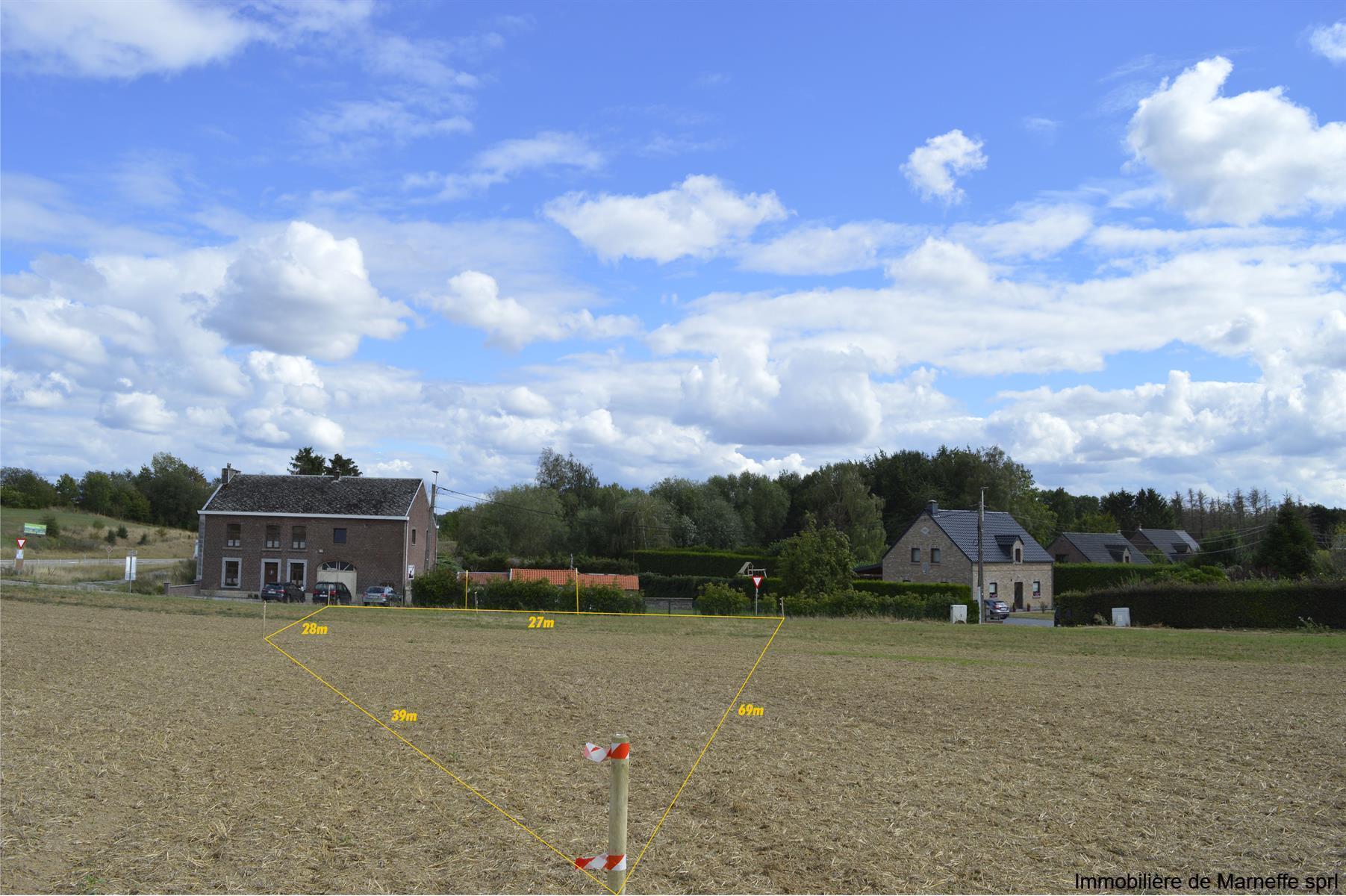 Terrain à bâtir - Villers-le-Bouillet - #4139005-5