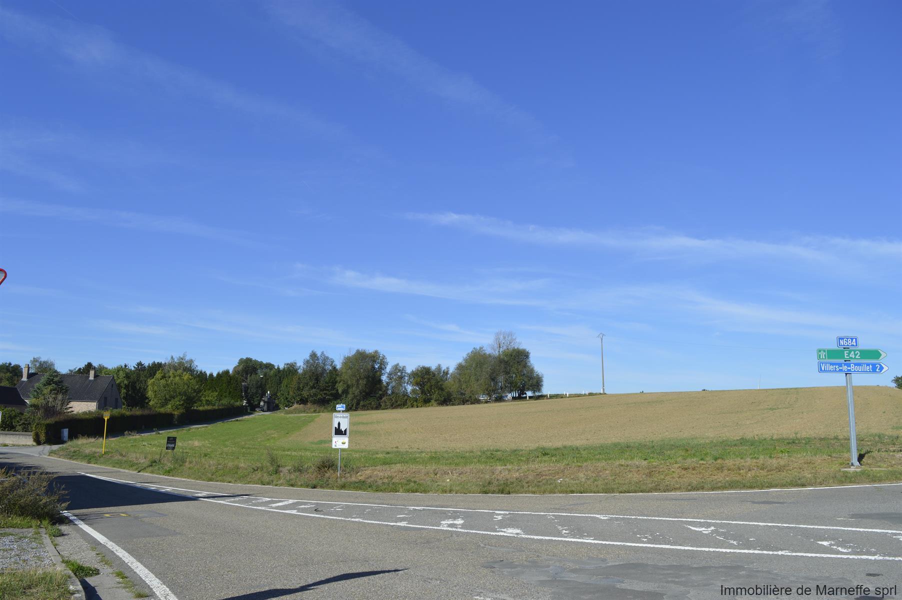 Terrain à bâtir - Villers-le-Bouillet - #4139005-1