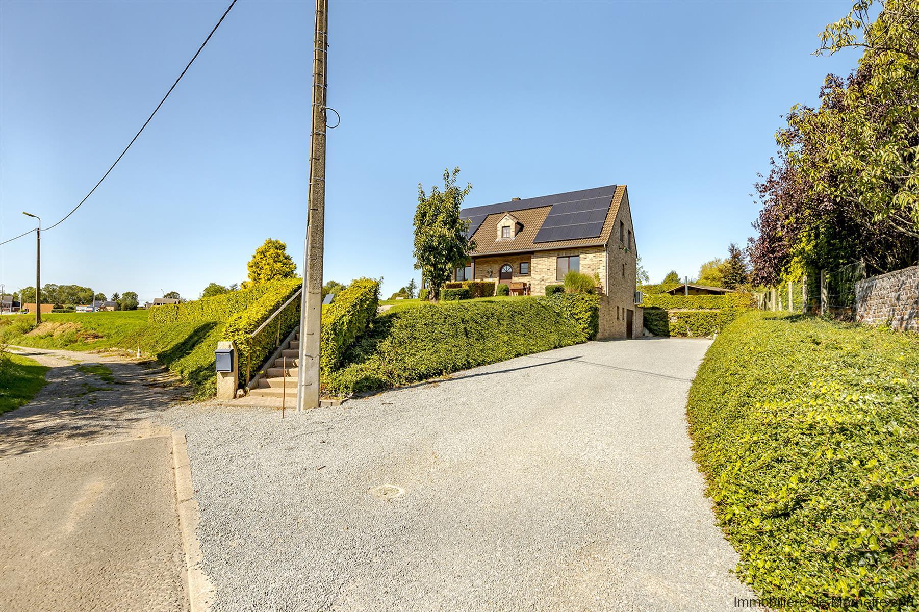Villa - Hannut Bertrée - #4149739-28