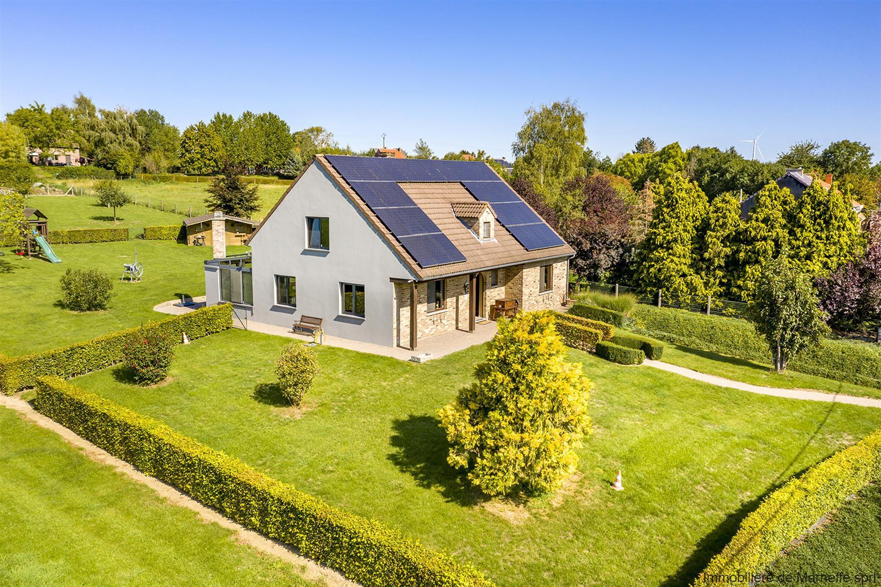 Villa - Hannut Bertrée - #4149739-2