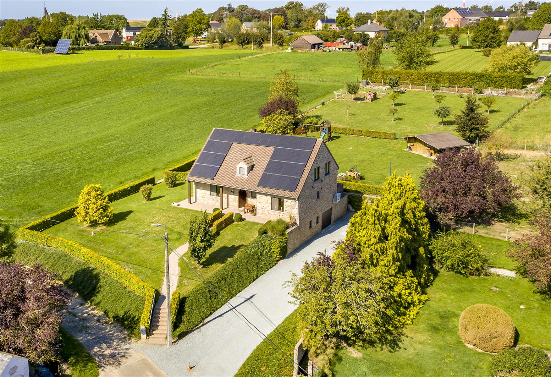 Villa - Hannut Bertrée - #4149739-30