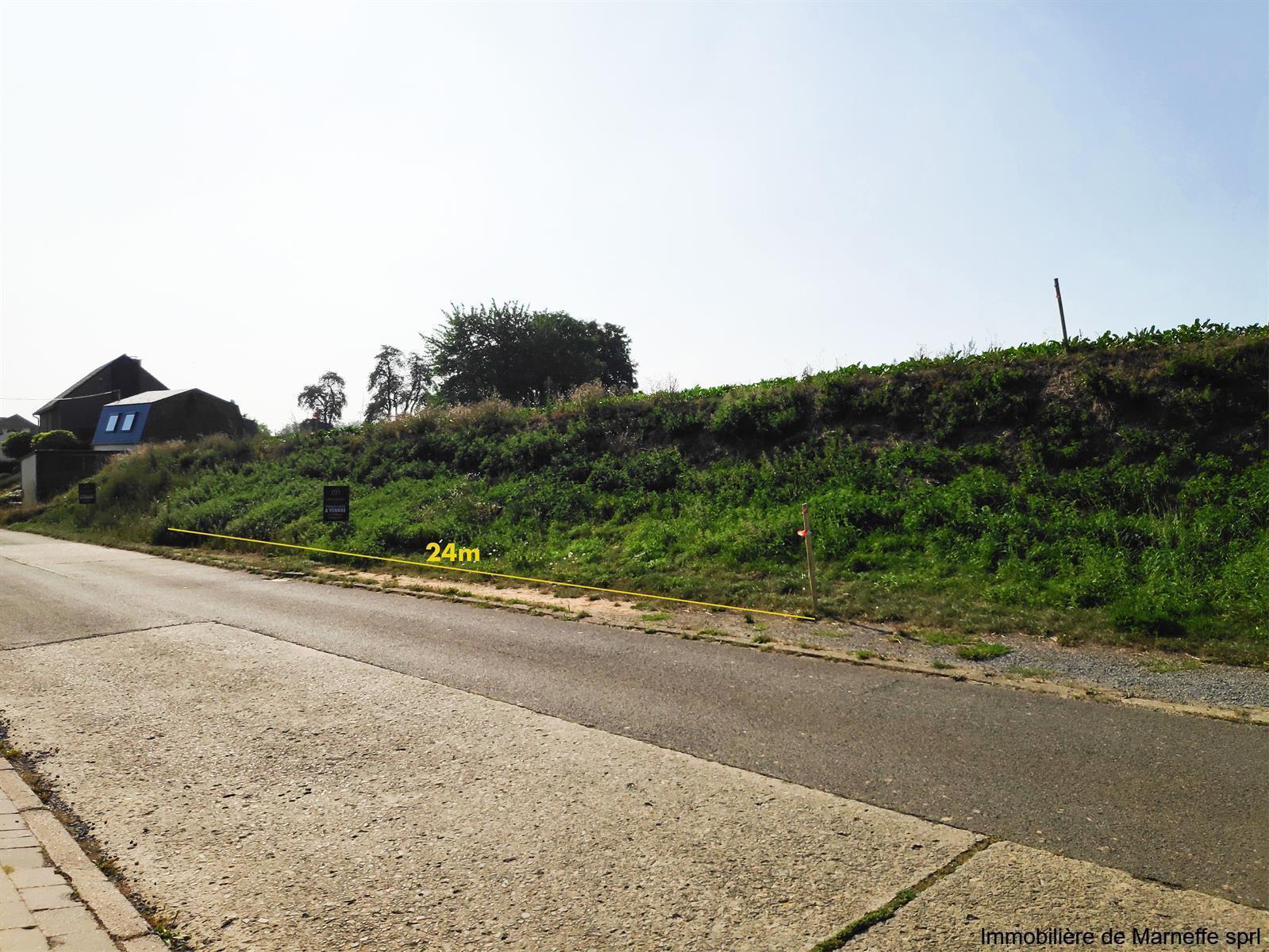 Terrain à bâtir - Berloz - #4163481-5