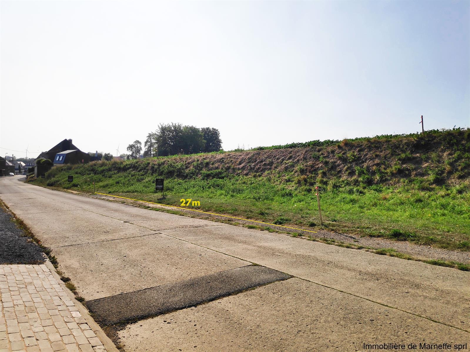 Terrain à bâtir - Berloz - #4163496-5