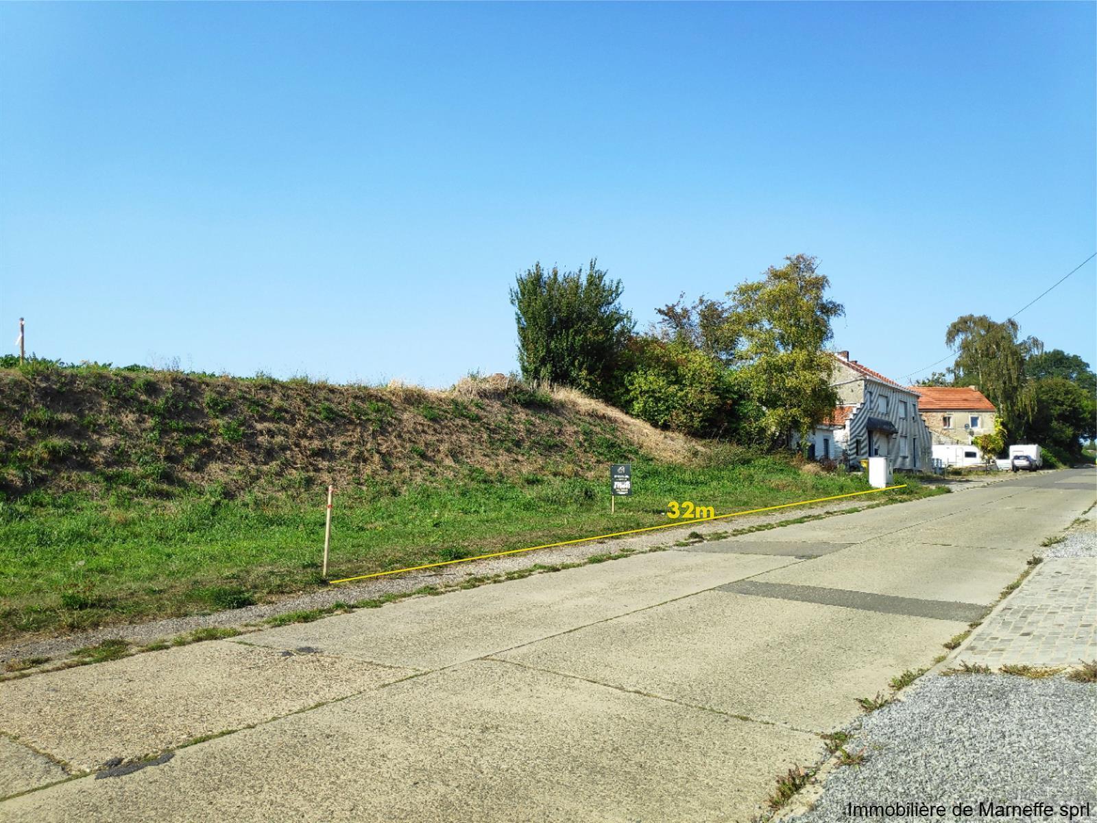 Terrain à bâtir - Berloz - #4163528-8