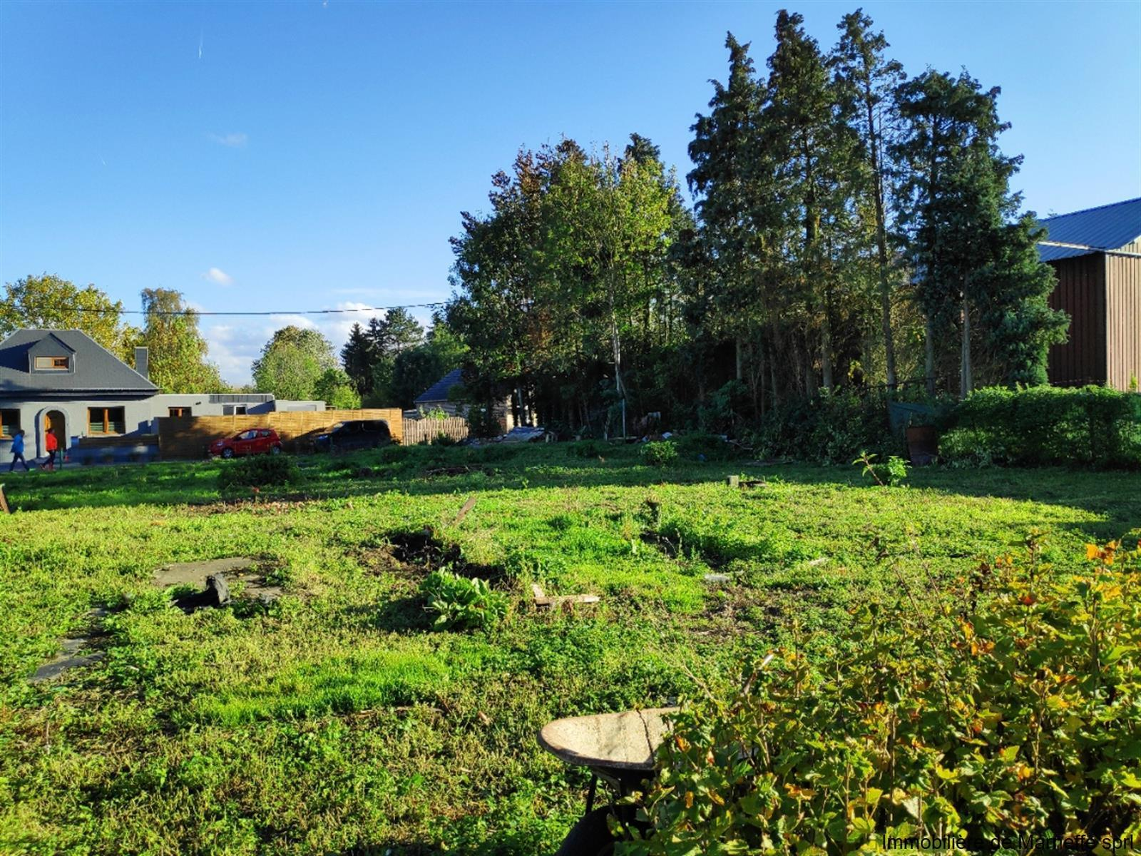 Terrain à bâtir - Villers-le-Bouillet - #4189004-0