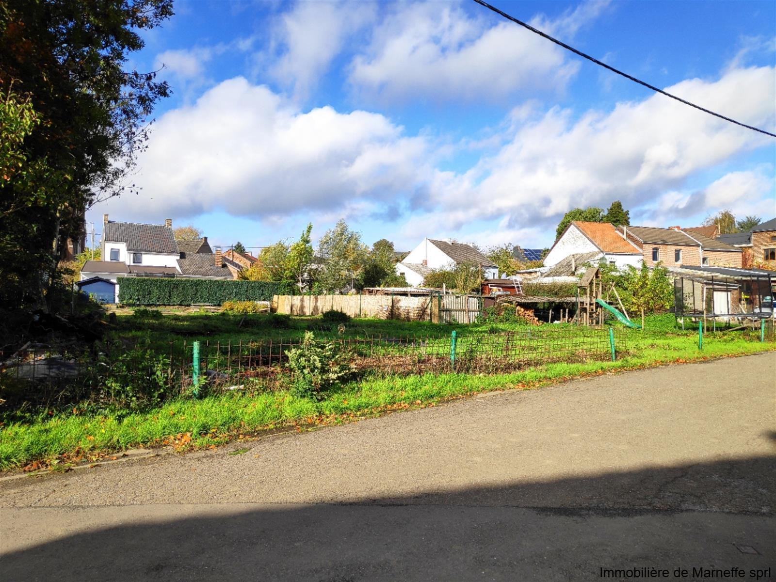 Terrain à bâtir - Villers-le-Bouillet - #4189004-8