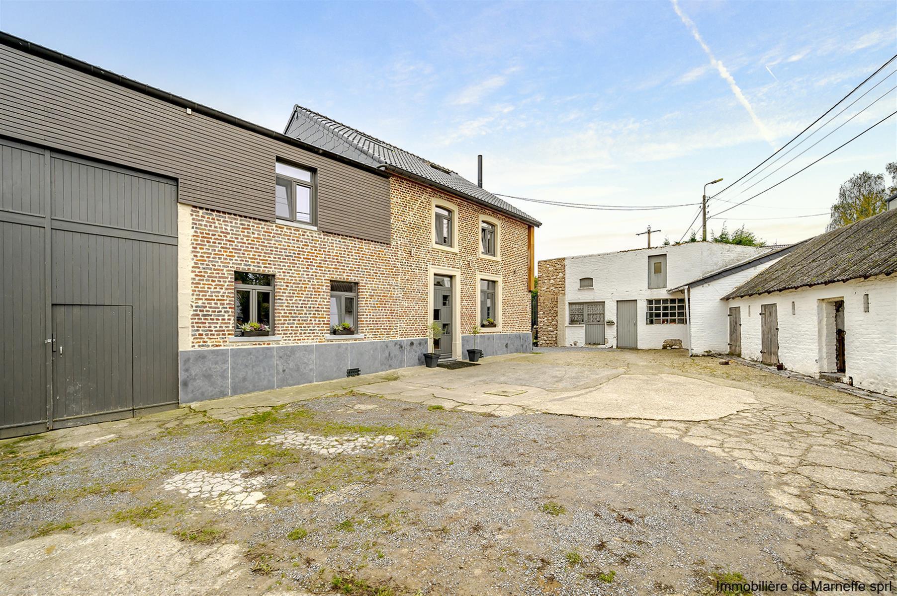 Fermette - Villers-le-Bouillet - #4189834-61