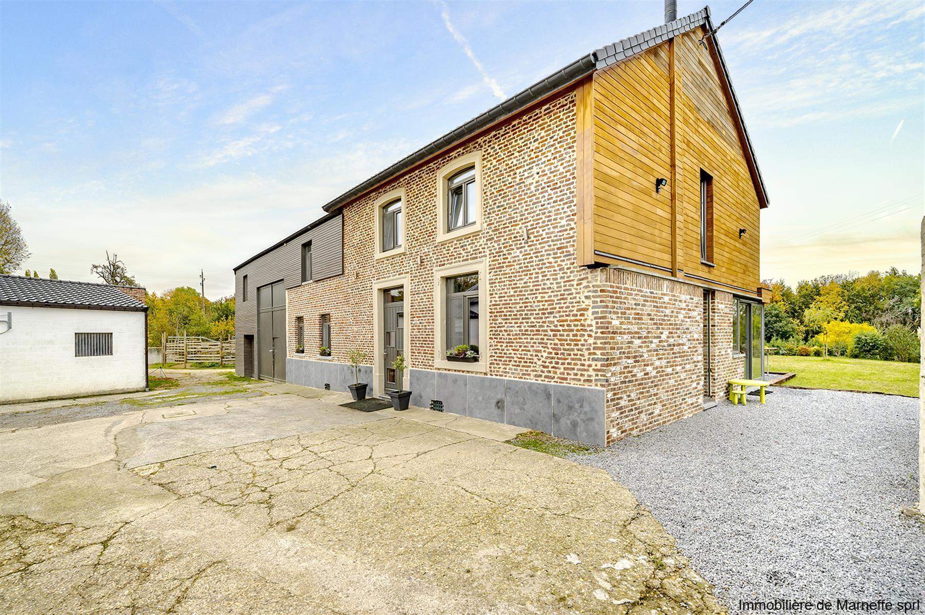 Fermette - Villers-le-Bouillet - #4189834-5