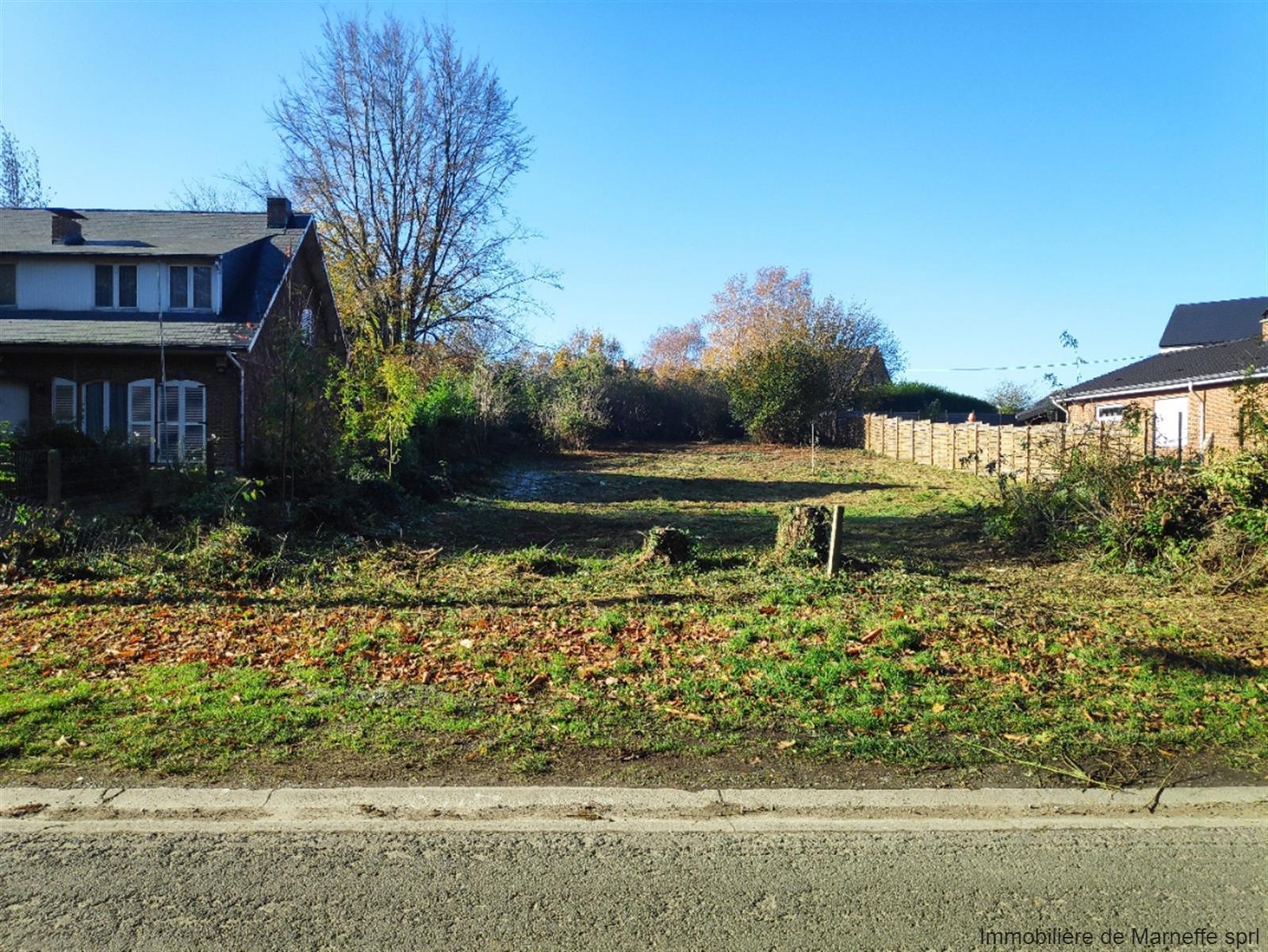 Terrain à bâtir - Grace-Hollogne - #4191219-0