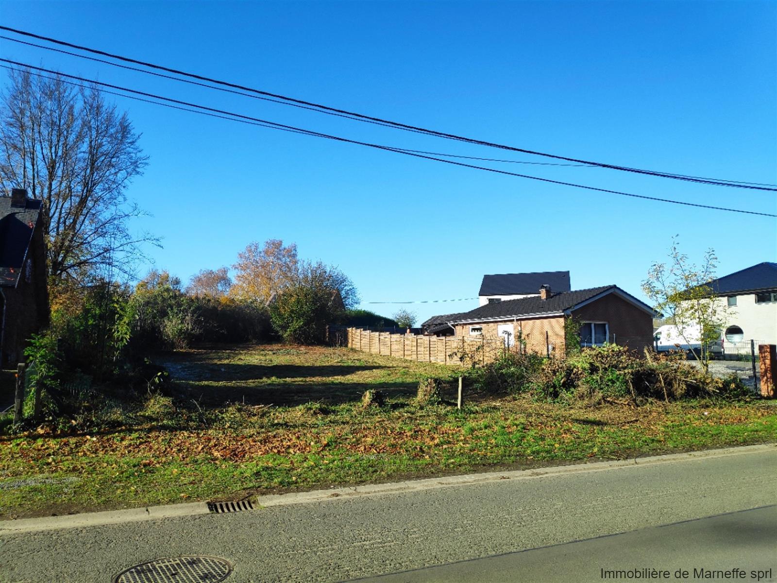 Terrain à bâtir - Grace-Hollogne - #4191219-6