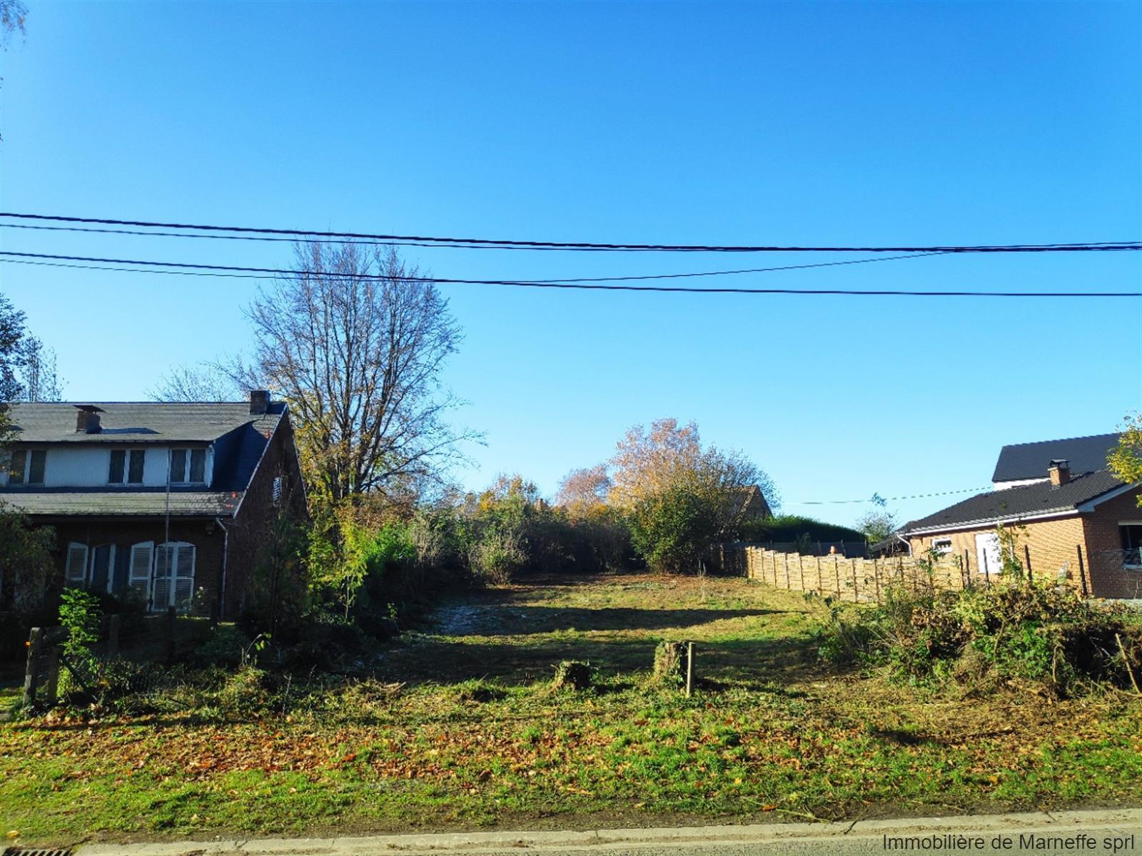 Terrain à bâtir - Grace-Hollogne - #4191219-5