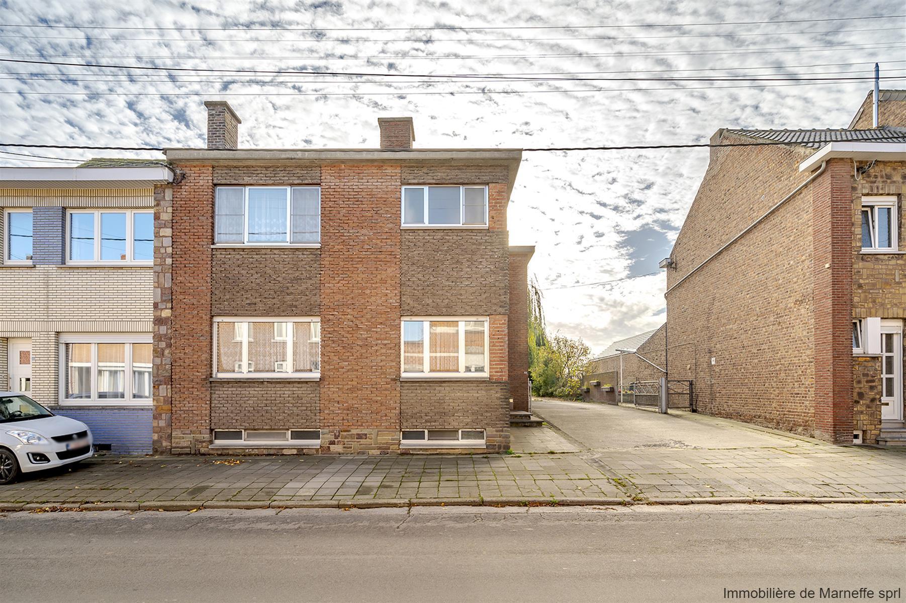 Immeuble mixte - Hannut - #4201587-29