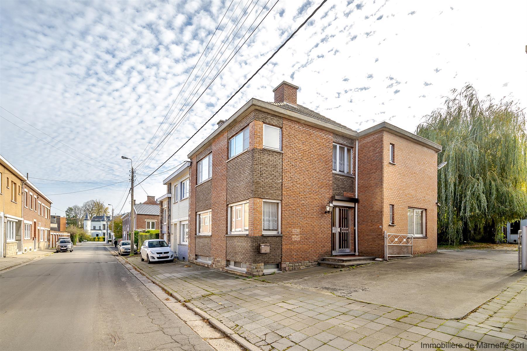Immeuble mixte - Hannut - #4201587-9