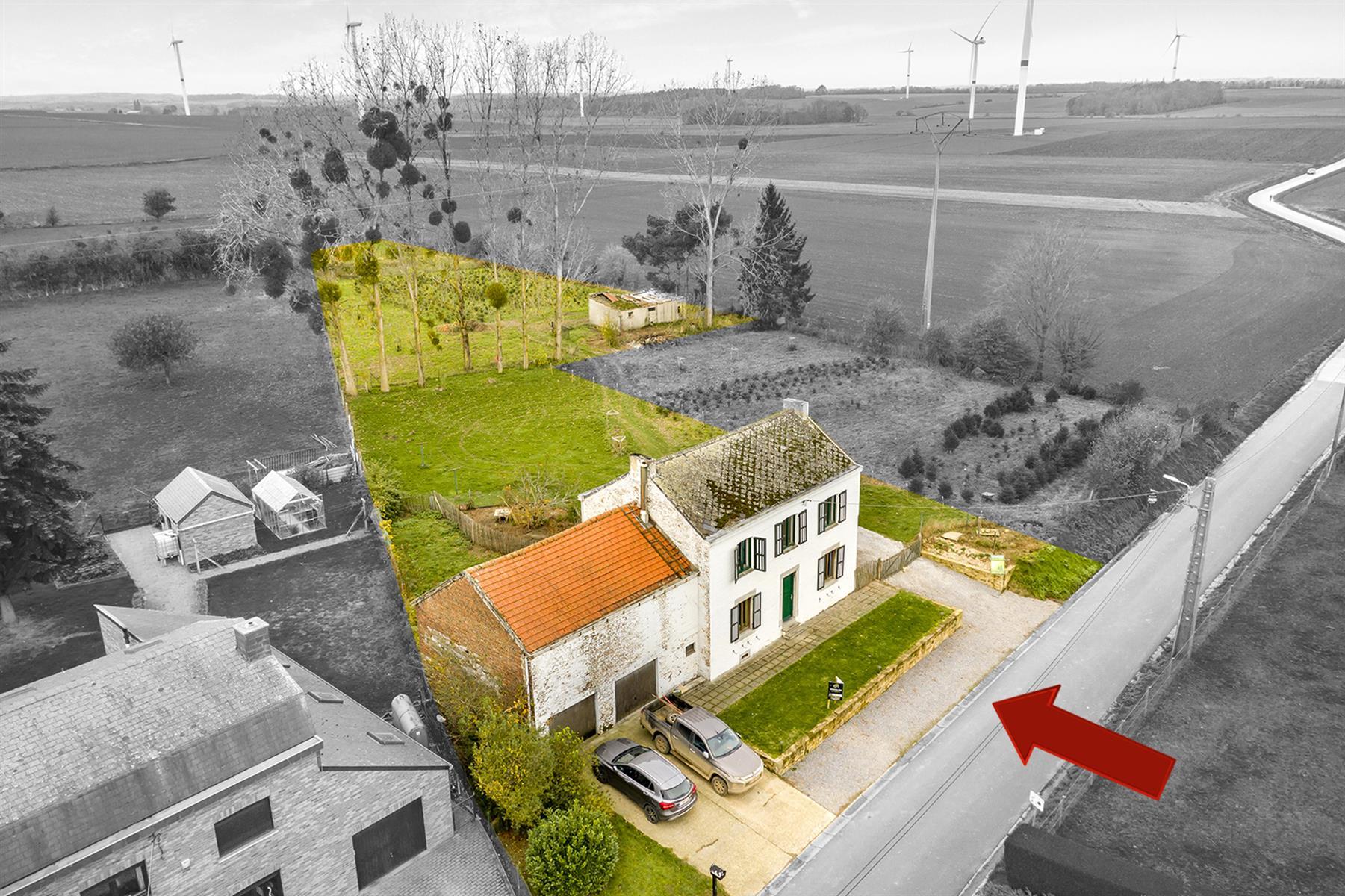 Fermette - Villers-le-Bouillet - #4203995-0