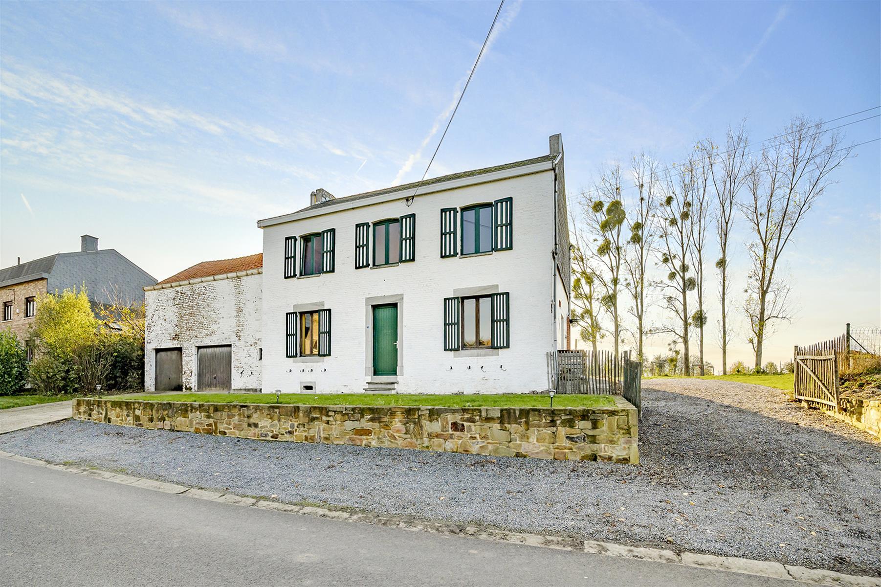 Fermette - Villers-le-Bouillet - #4203995-1