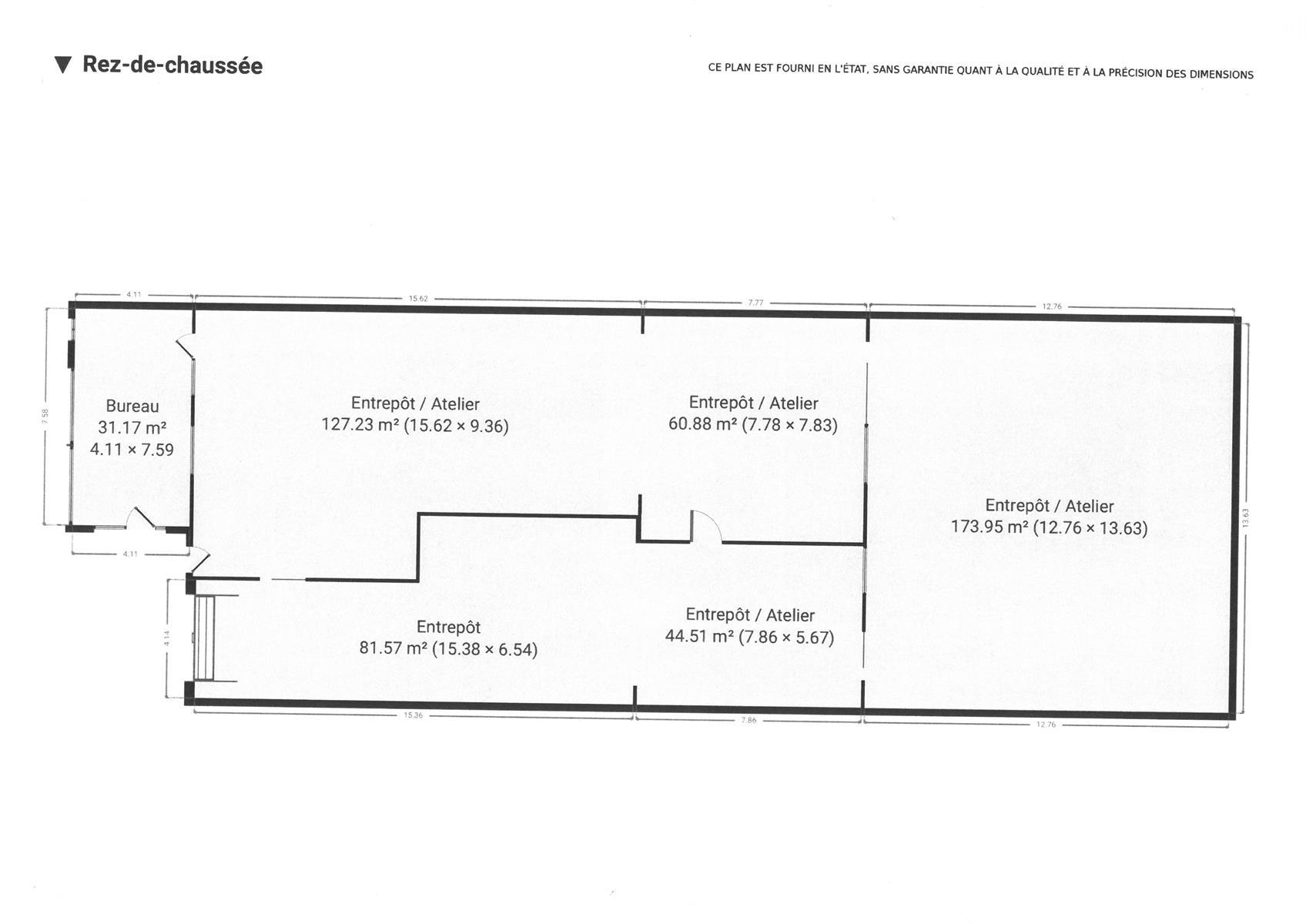 Entrepôt - Hannut - #4204732-13