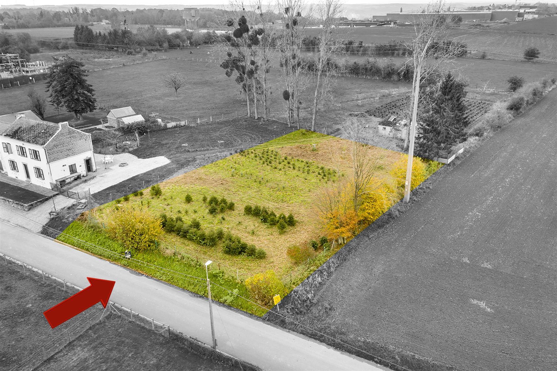 Terrain à bâtir - Villers-le-Bouillet - #4207036-1