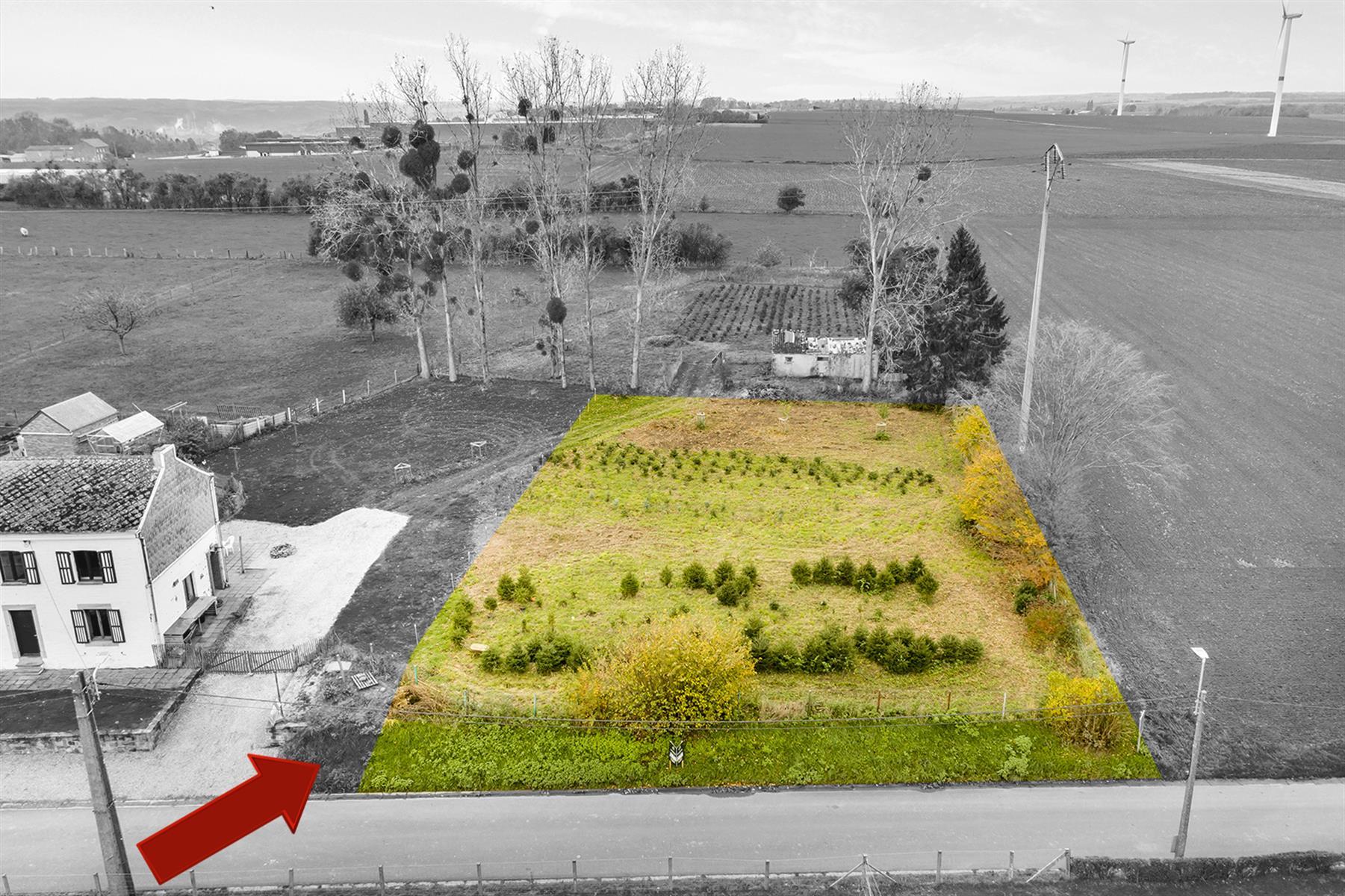 Terrain à bâtir - Villers-le-Bouillet - #4207036-0
